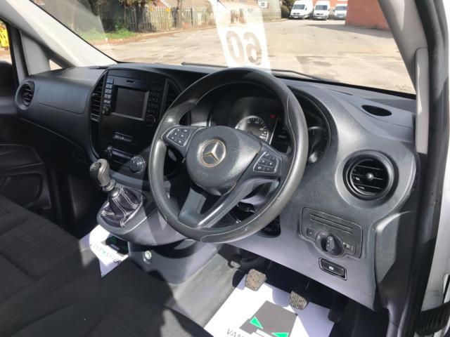 2017 Mercedes-Benz Vito 111Cdi Van LWB Euro 6 (KP67ENM) Image 39
