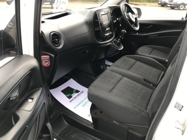 2017 Mercedes-Benz Vito 111Cdi Van LWB Euro 6 (KP67ENM) Image 20