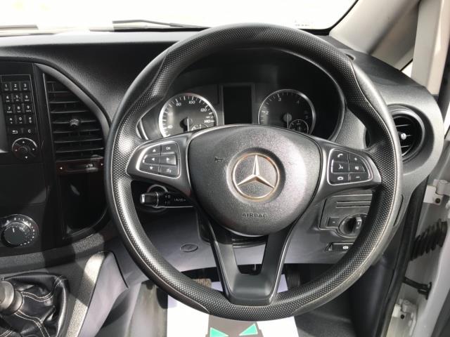2017 Mercedes-Benz Vito 111Cdi Van LWB Euro 6 (KP67ENM) Image 10
