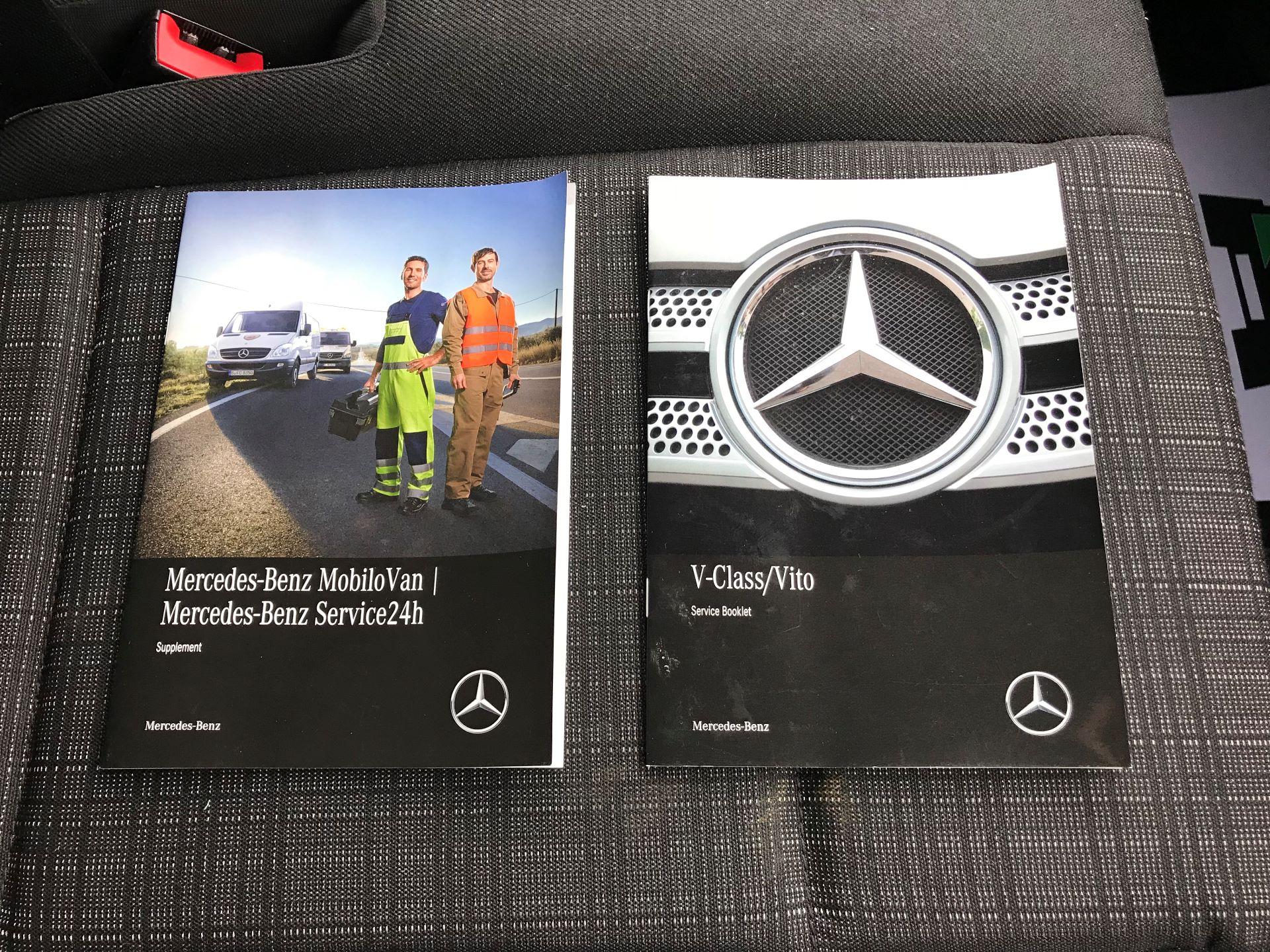 2017 Mercedes-Benz Vito LONG 111CDI VAN EURO 5/6  (KP67EOO) Image 33