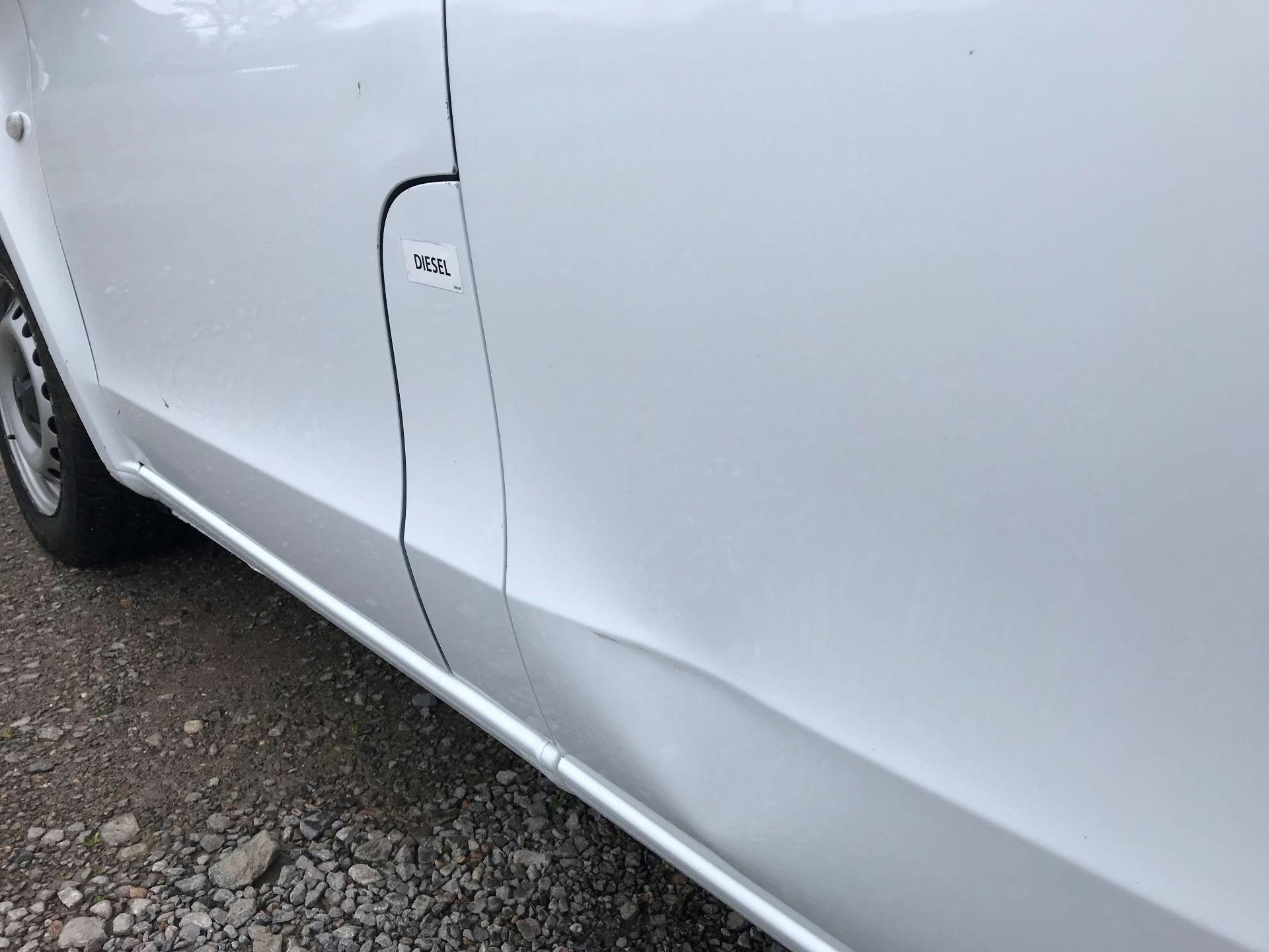 2017 Mercedes-Benz Vito LONG 111CDI VAN EURO 5/6  (KP67EOO) Image 36