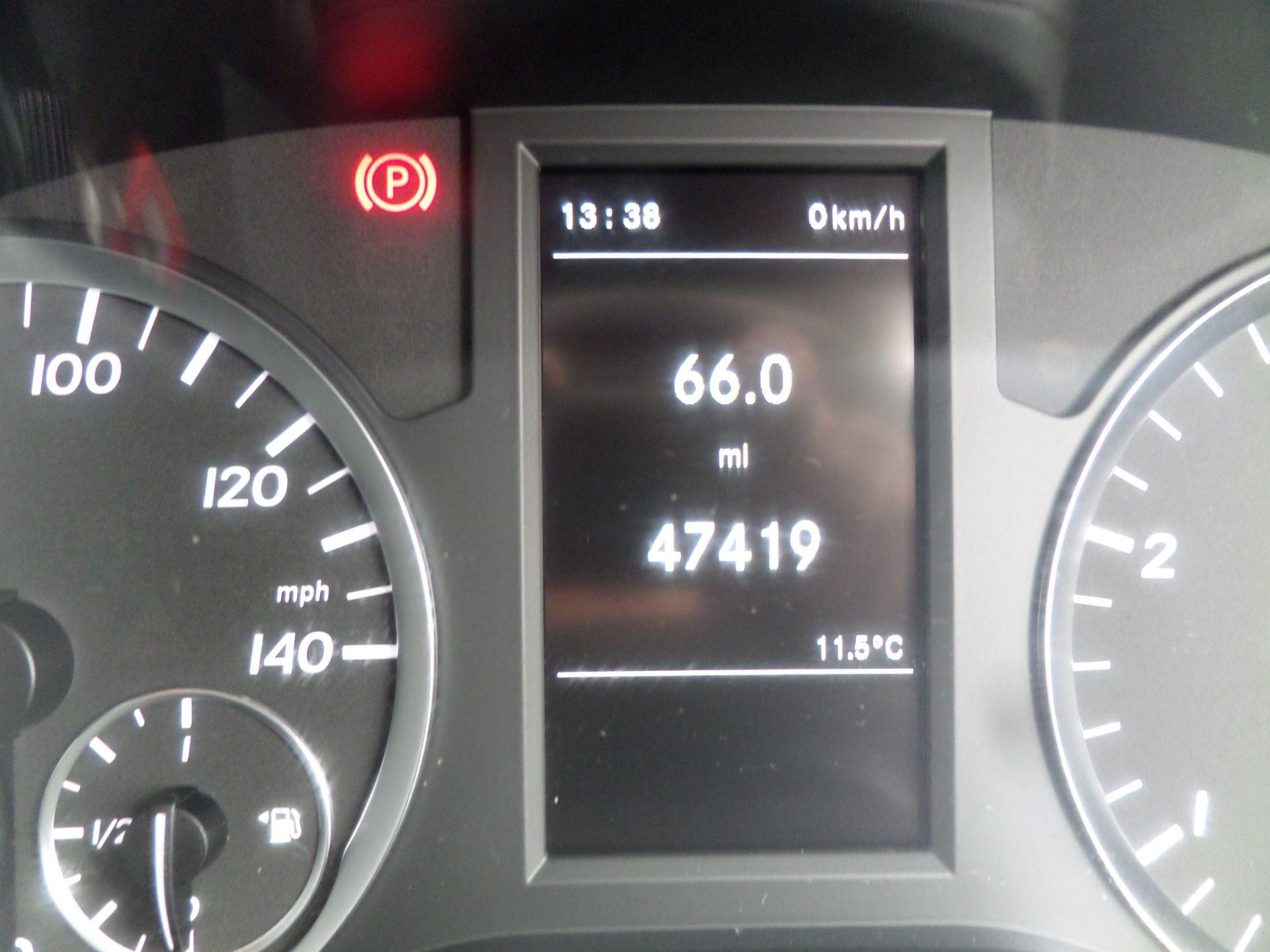 2017 Mercedes-Benz Vito 111Cdi Van LWB Euro 6 (KP67EOR) Image 14