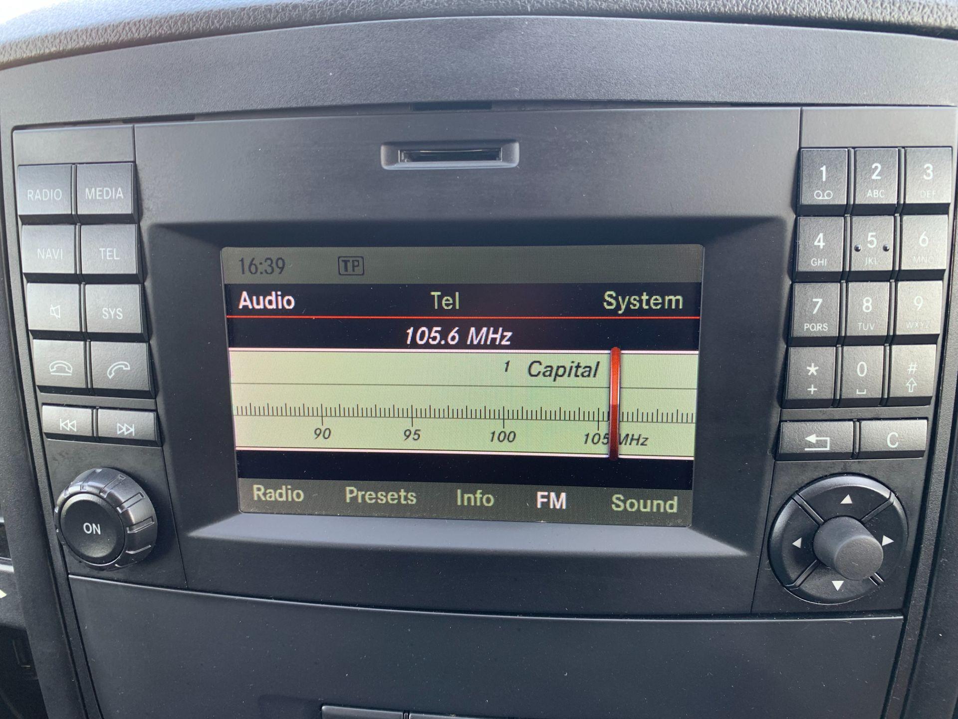 2017 Mercedes-Benz Vito 111Cdi Van (KP67EPV) Image 18