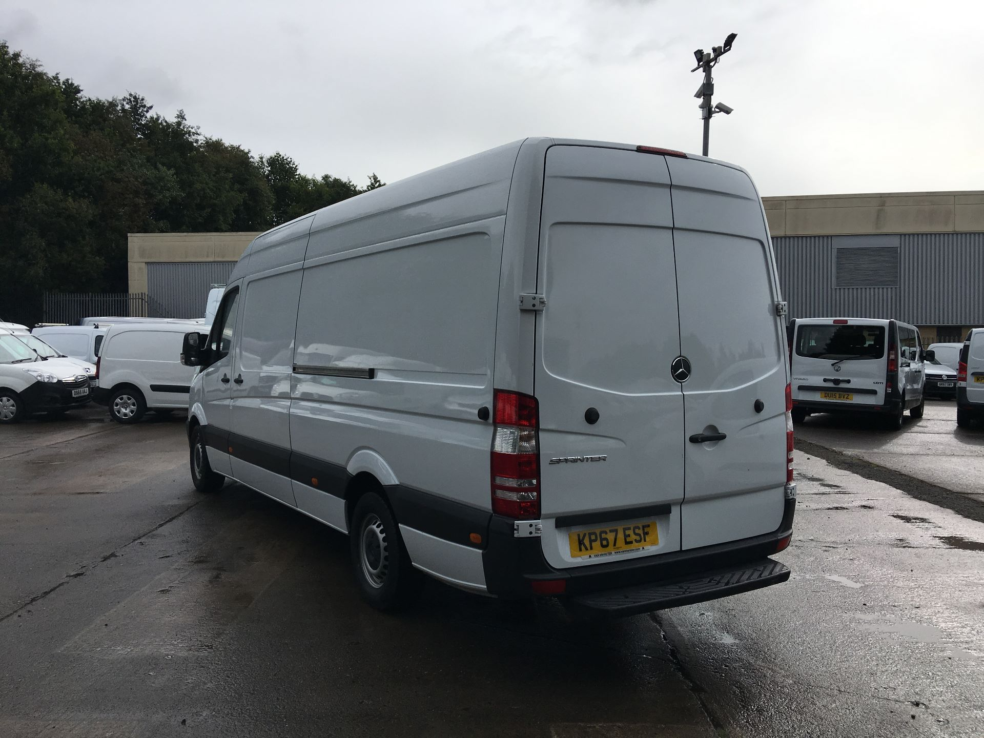 2017 Mercedes-Benz Sprinter 314 CDI LWB HIGH ROOF VAN EURO 6 (KP67ESF) Image 12
