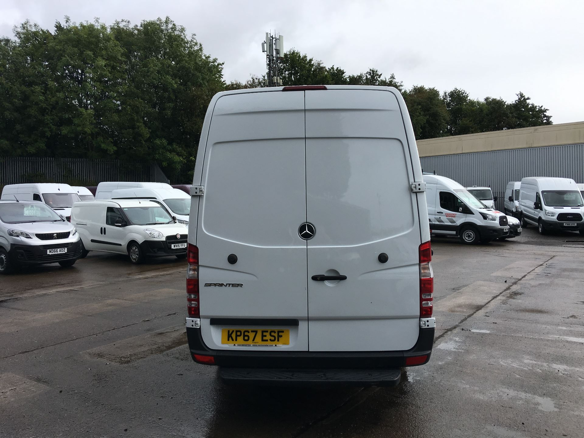 2017 Mercedes-Benz Sprinter 314 CDI LWB HIGH ROOF VAN EURO 6 (KP67ESF) Image 11