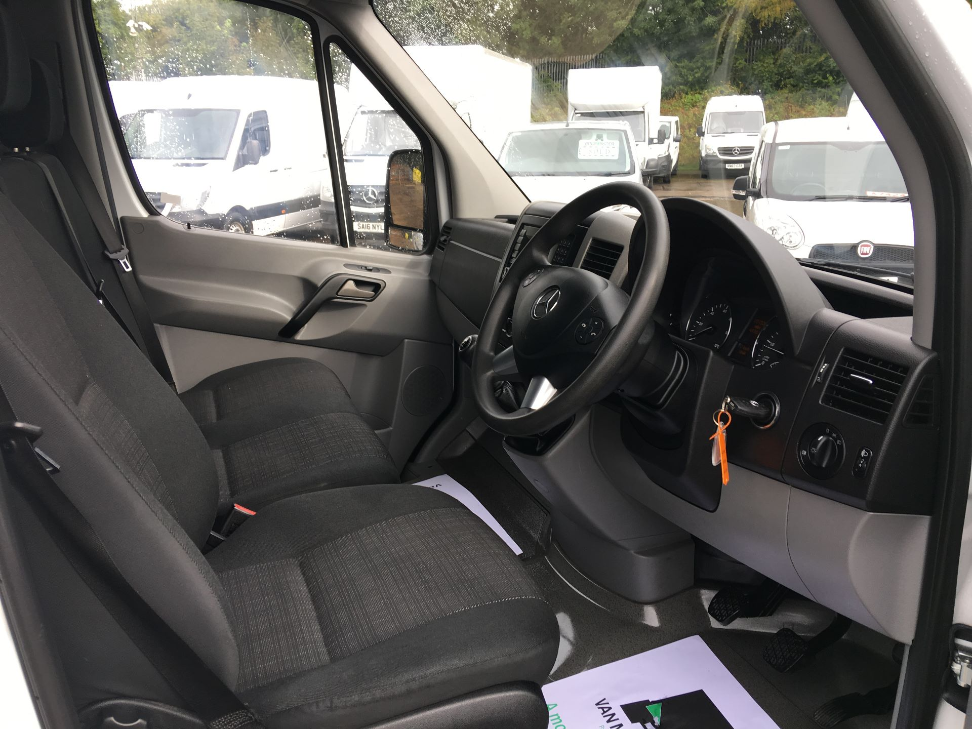2017 Mercedes-Benz Sprinter 314 CDI LWB HIGH ROOF VAN EURO 6 (KP67ESF) Image 2