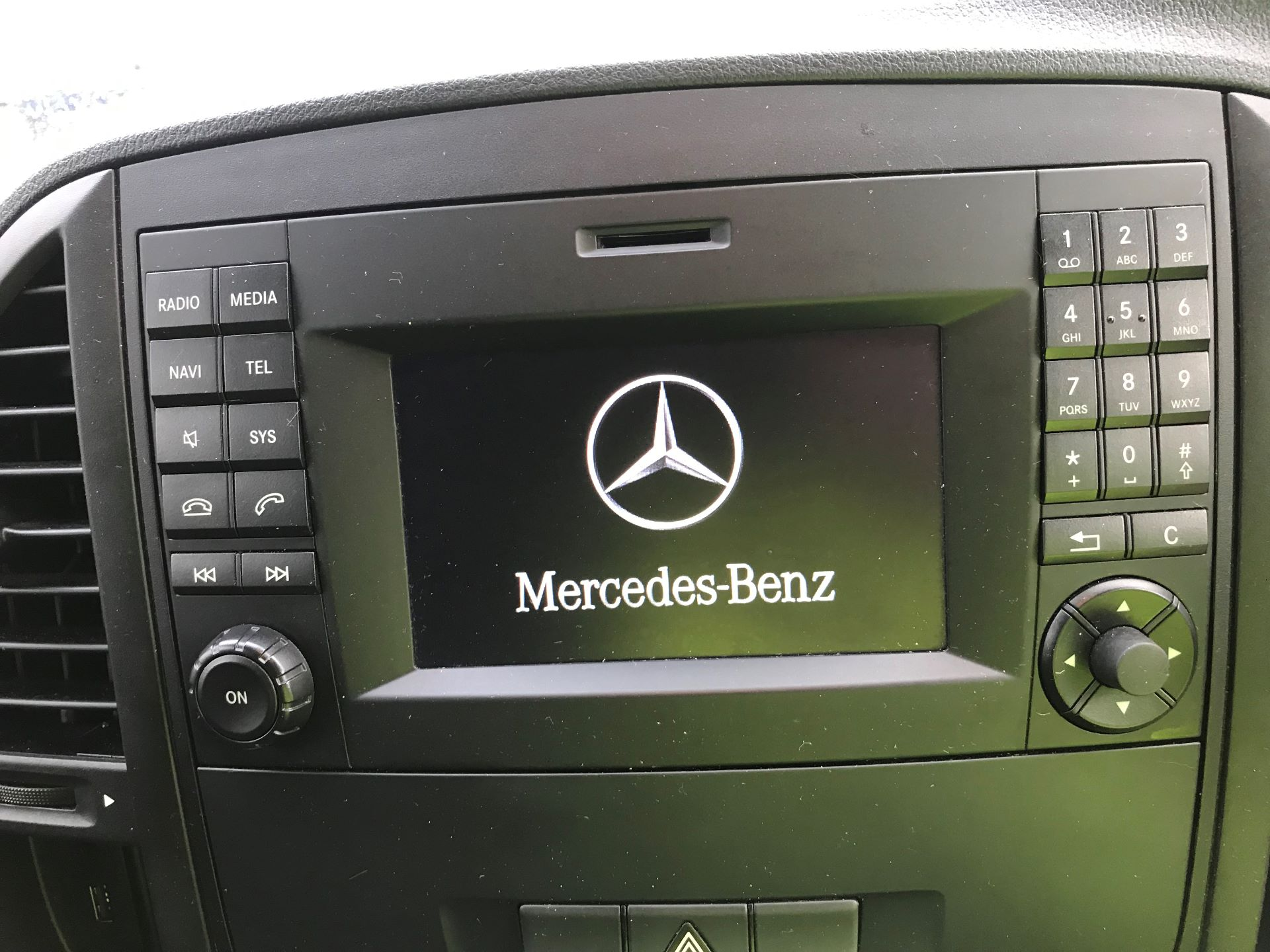 2017 Mercedes-Benz Vito LONG 111CDI VAN EURO 6  (KP67ETT) Image 19