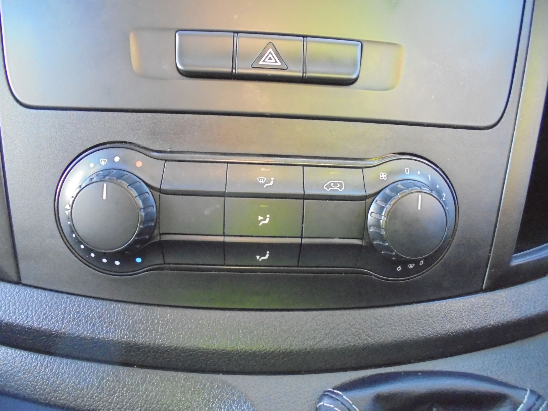 2017 Mercedes-Benz Vito 111Cdi Van (KP67EUO) Image 20
