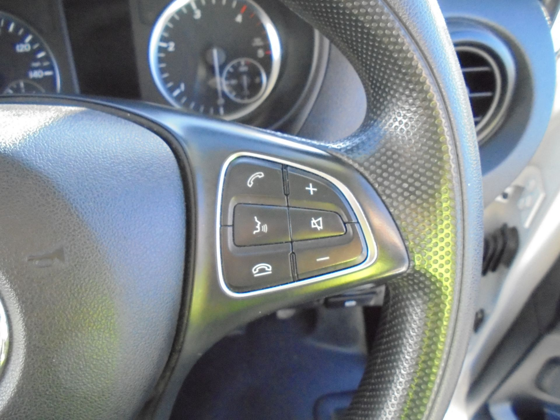 2017 Mercedes-Benz Vito 111Cdi Van (KP67EUO) Image 16