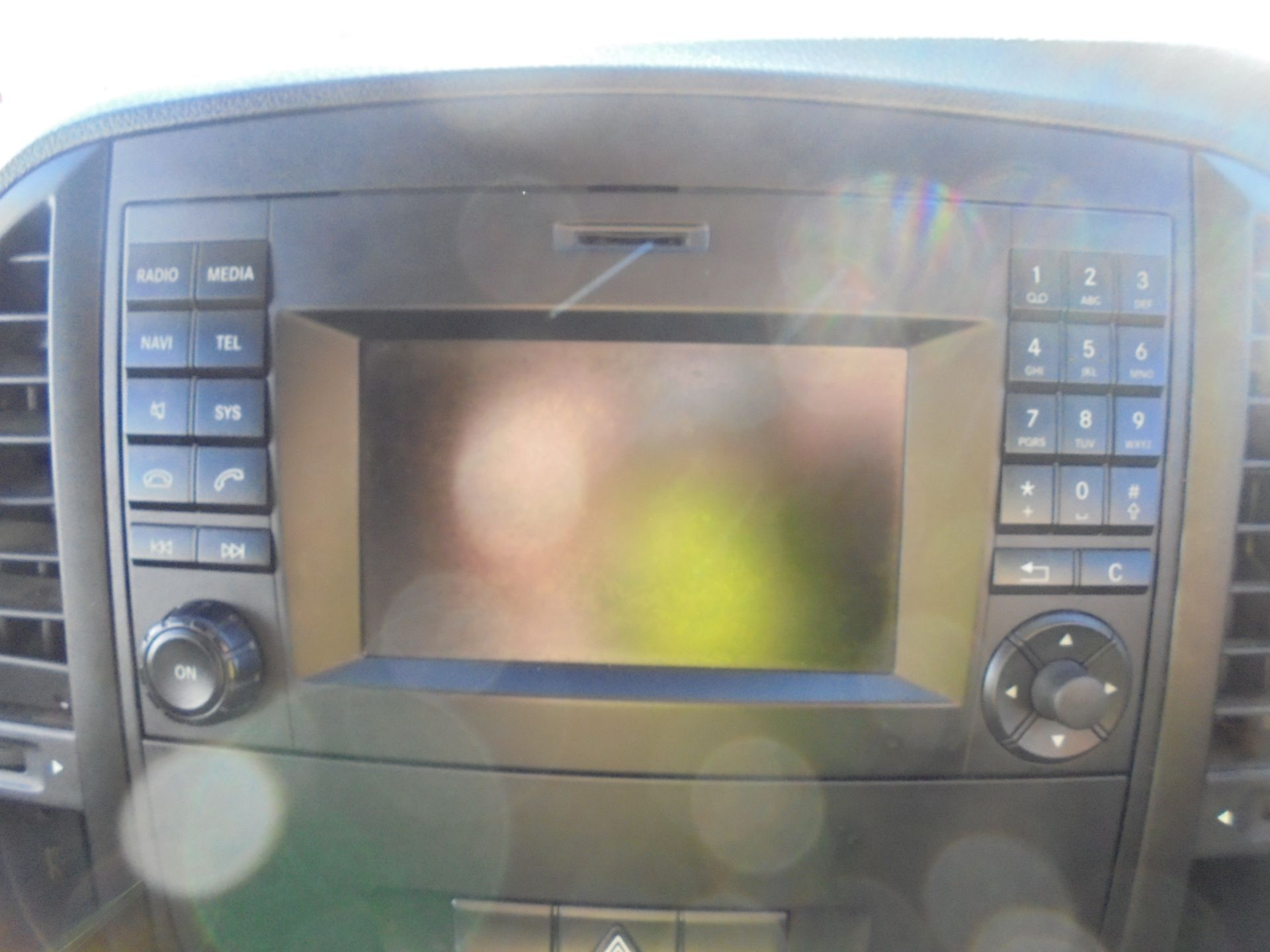 2017 Mercedes-Benz Vito 111Cdi Van (KP67EUO) Image 19