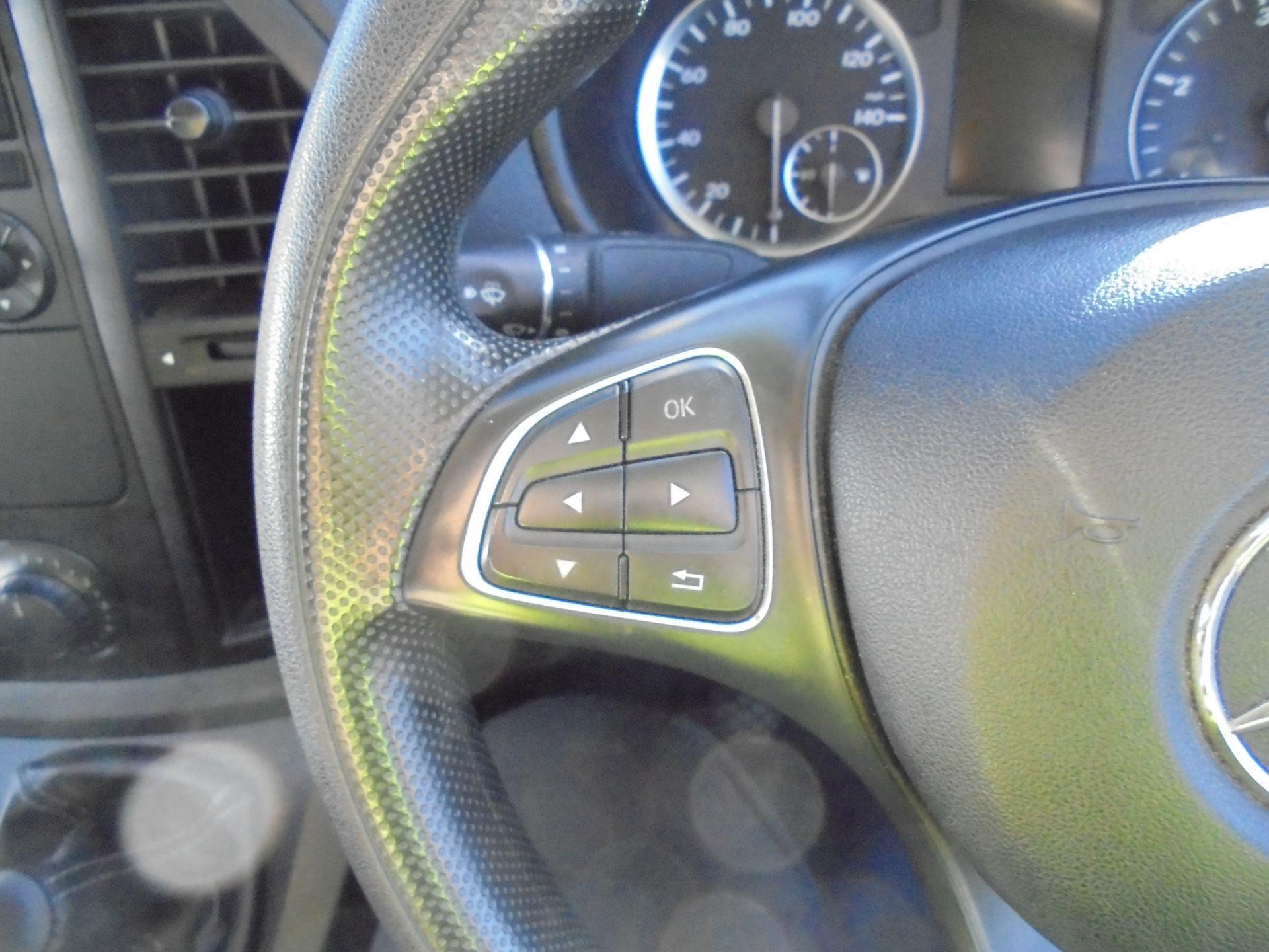 2017 Mercedes-Benz Vito 111Cdi Van (KP67EUO) Image 15
