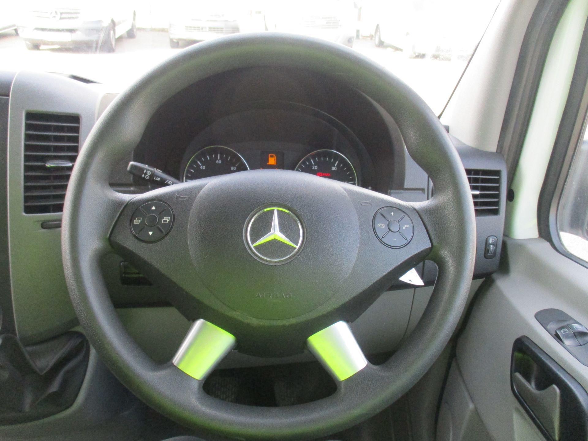 2017 Mercedes-Benz Sprinter 314 MWB H/R VAN EURO 6 (KP67EUU) Image 16