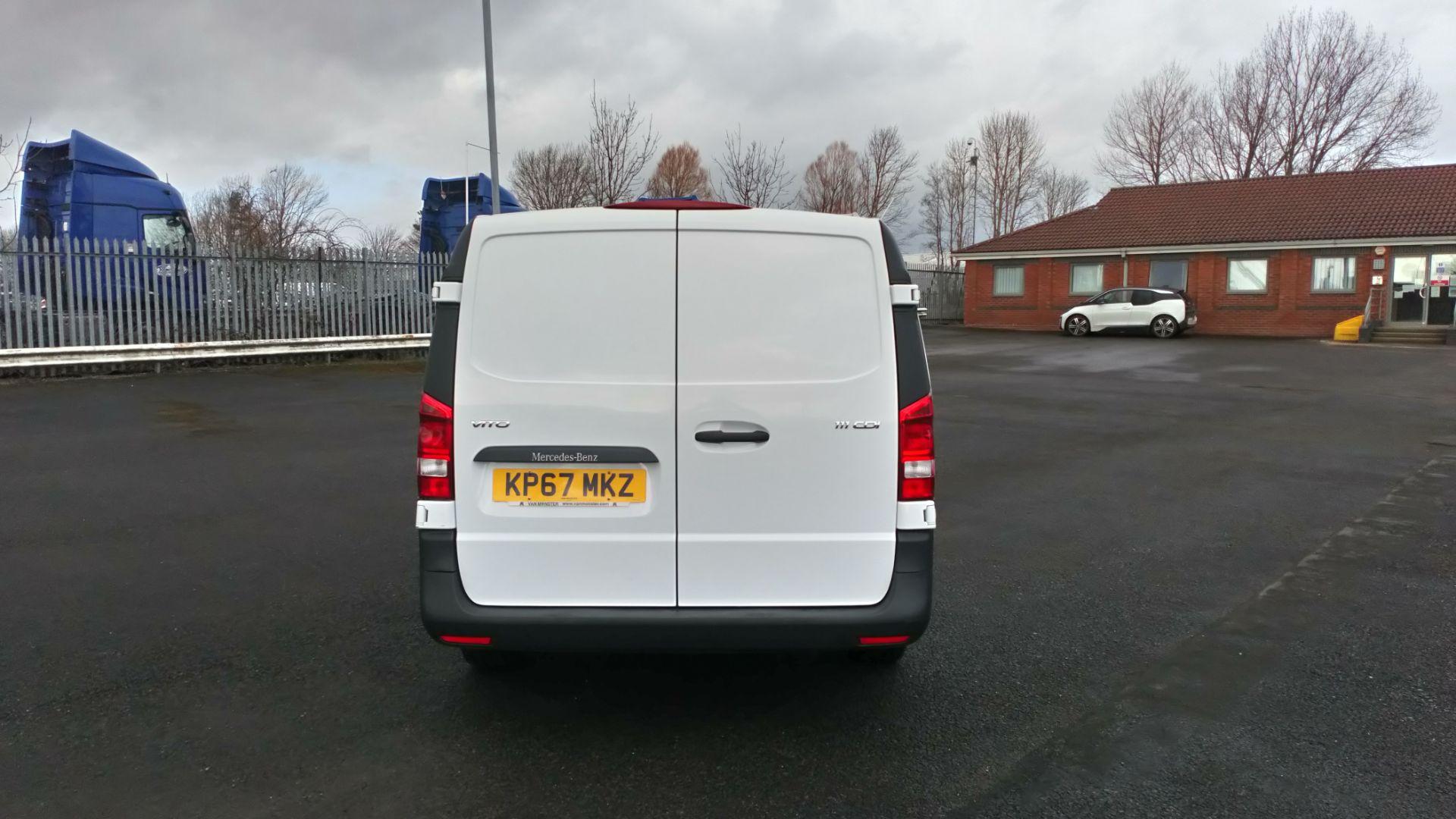 2017 Mercedes-Benz Vito 111Cdi Van (KP67MKZ) Image 6