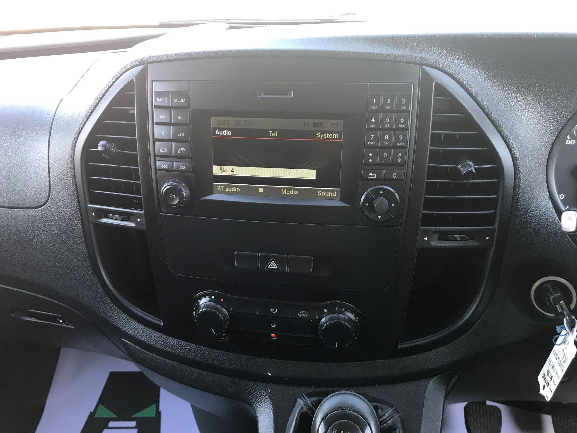 2017 Mercedes-Benz Vito 111Cdi Van (KP67MPX) Image 13