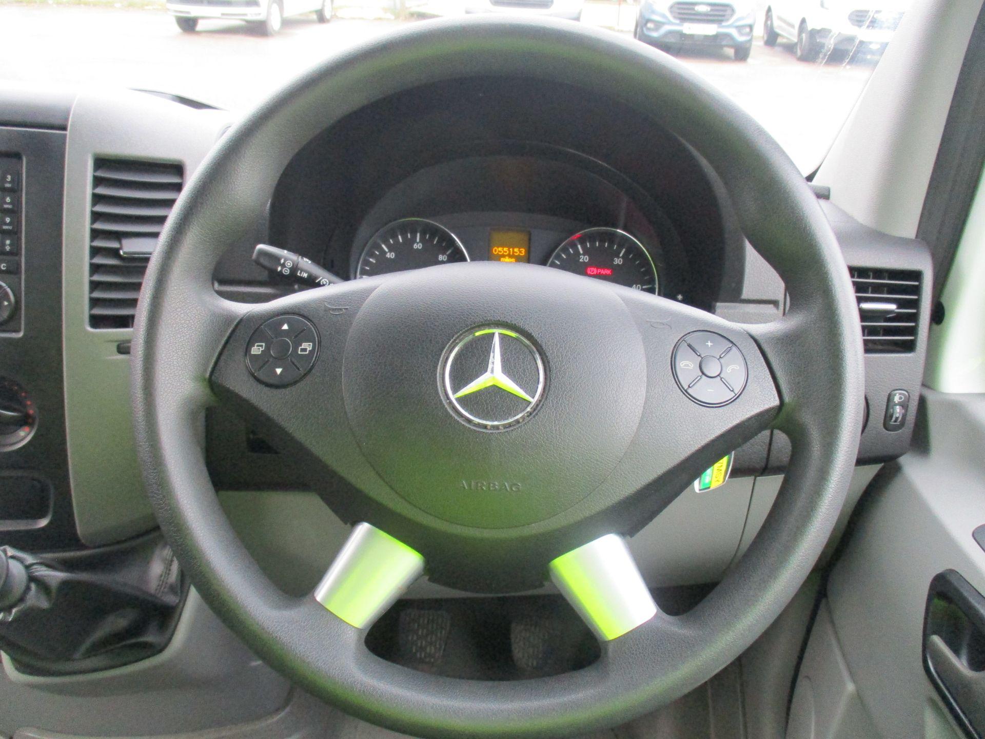 2017 Mercedes-Benz Sprinter 314 LWB H/R VAN EURO 6 (KP67MSY) Image 16