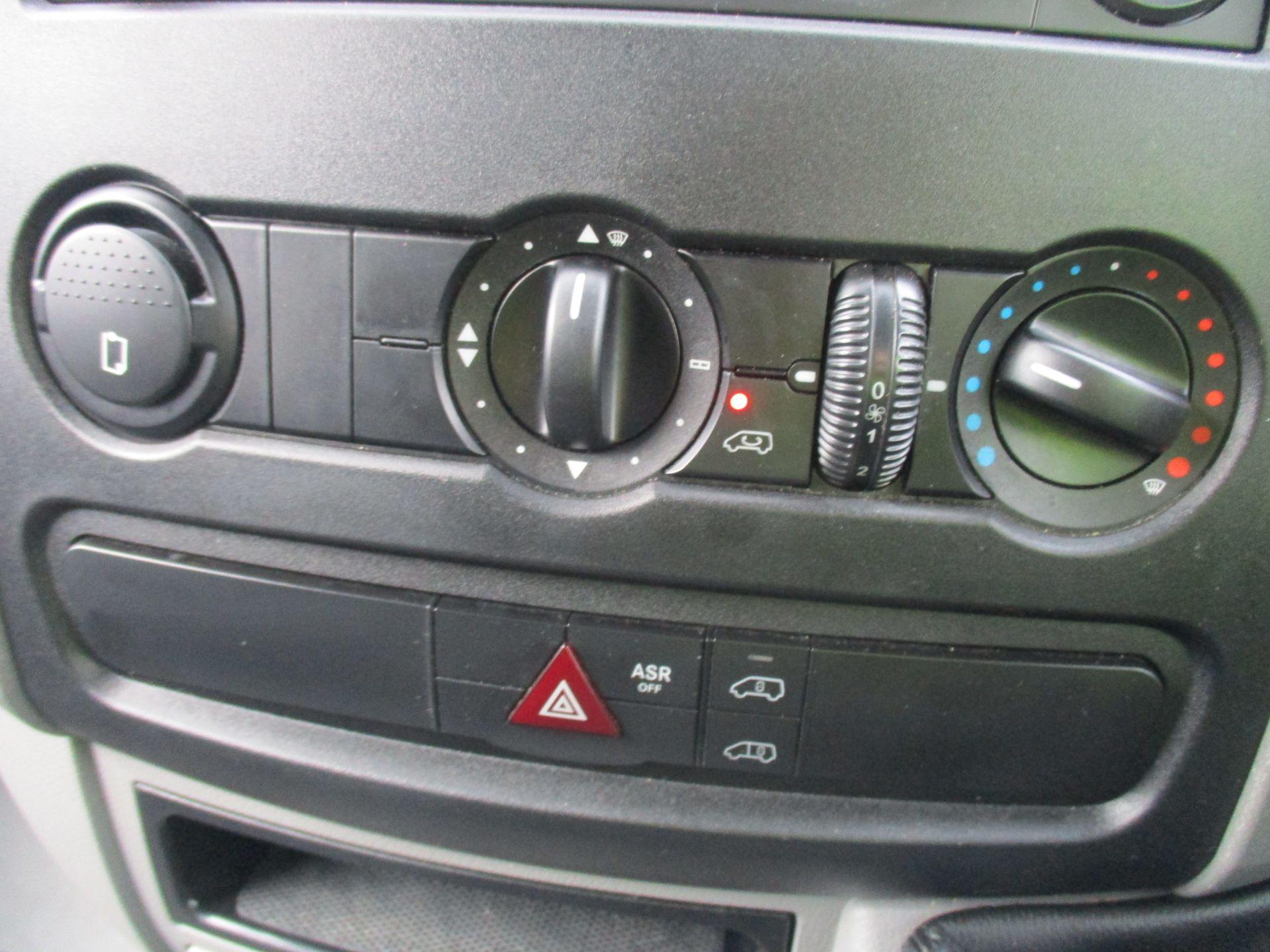 2017 Mercedes-Benz Sprinter 314 LWB H/R VAN EURO 6 (KP67MSY) Image 22