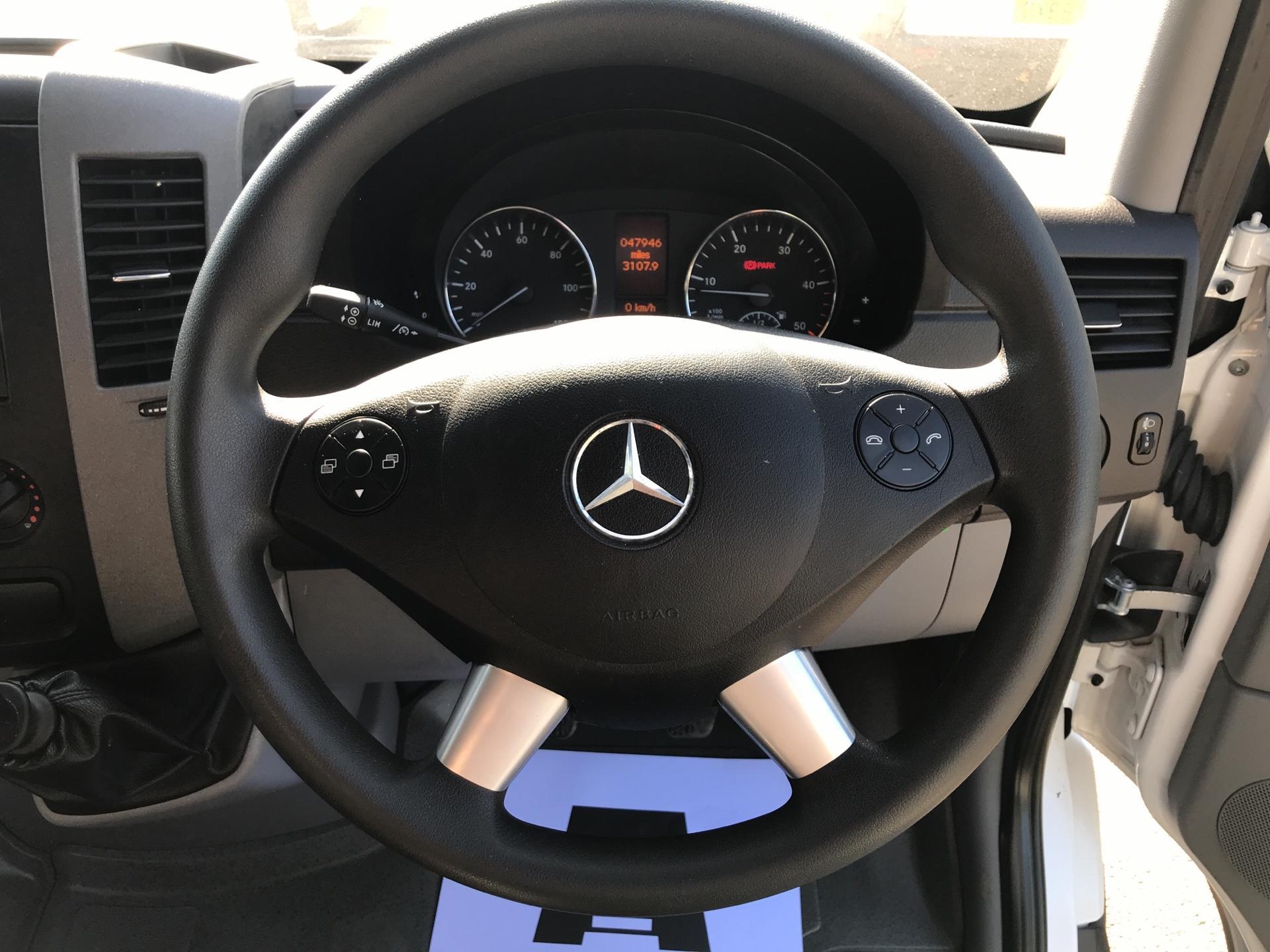 2017 Mercedes-Benz Sprinter  314 LWB H/R VAN EURO 6 (KP67MWU) Image 12