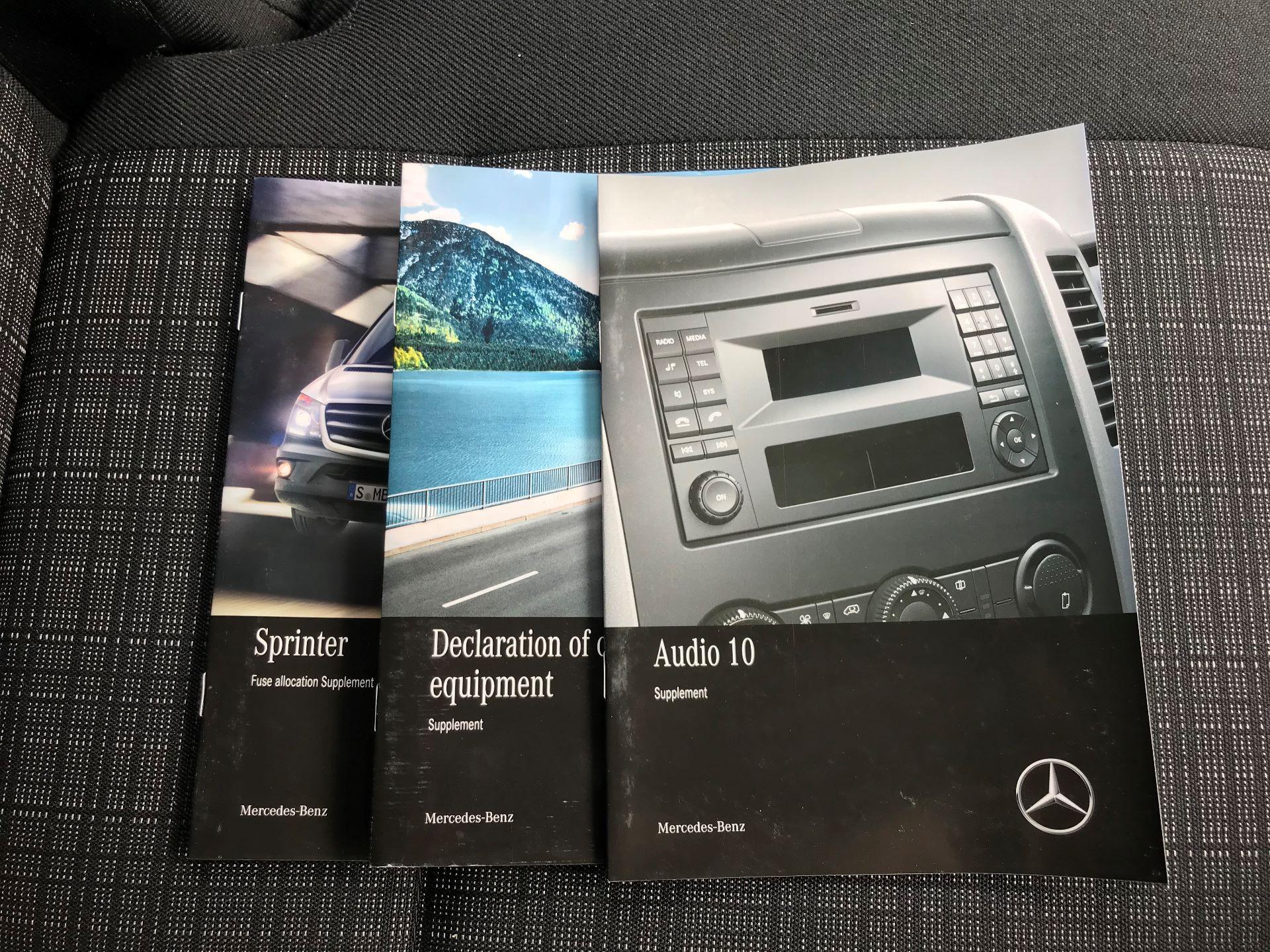 2017 Mercedes-Benz Sprinter  314 LWB H/R VAN EURO 6 (KP67MXJ) Image 28