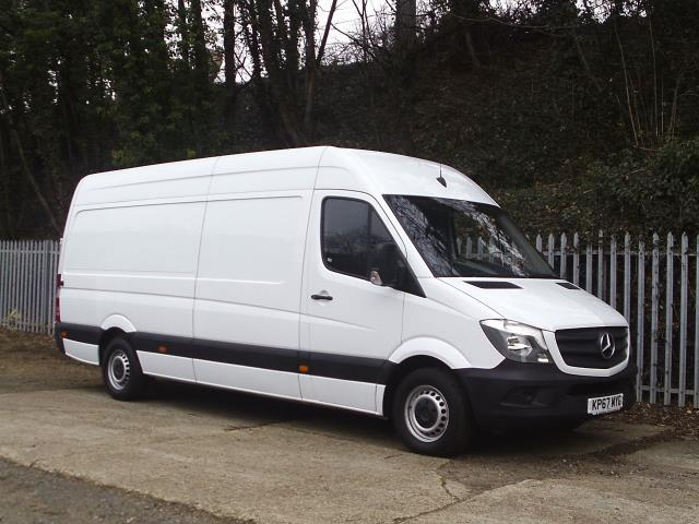2017 Mercedes-Benz Sprinter 3.5T High Roof Van (KP67MYG)