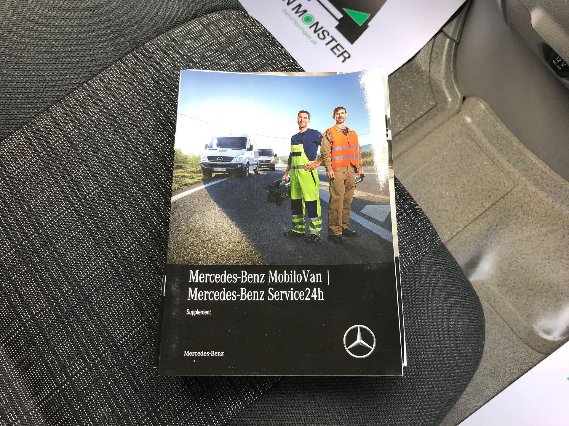 2017 Mercedes-Benz Sprinter  314 LWB H/R VAN EURO 6 (KP67MYY) Image 28