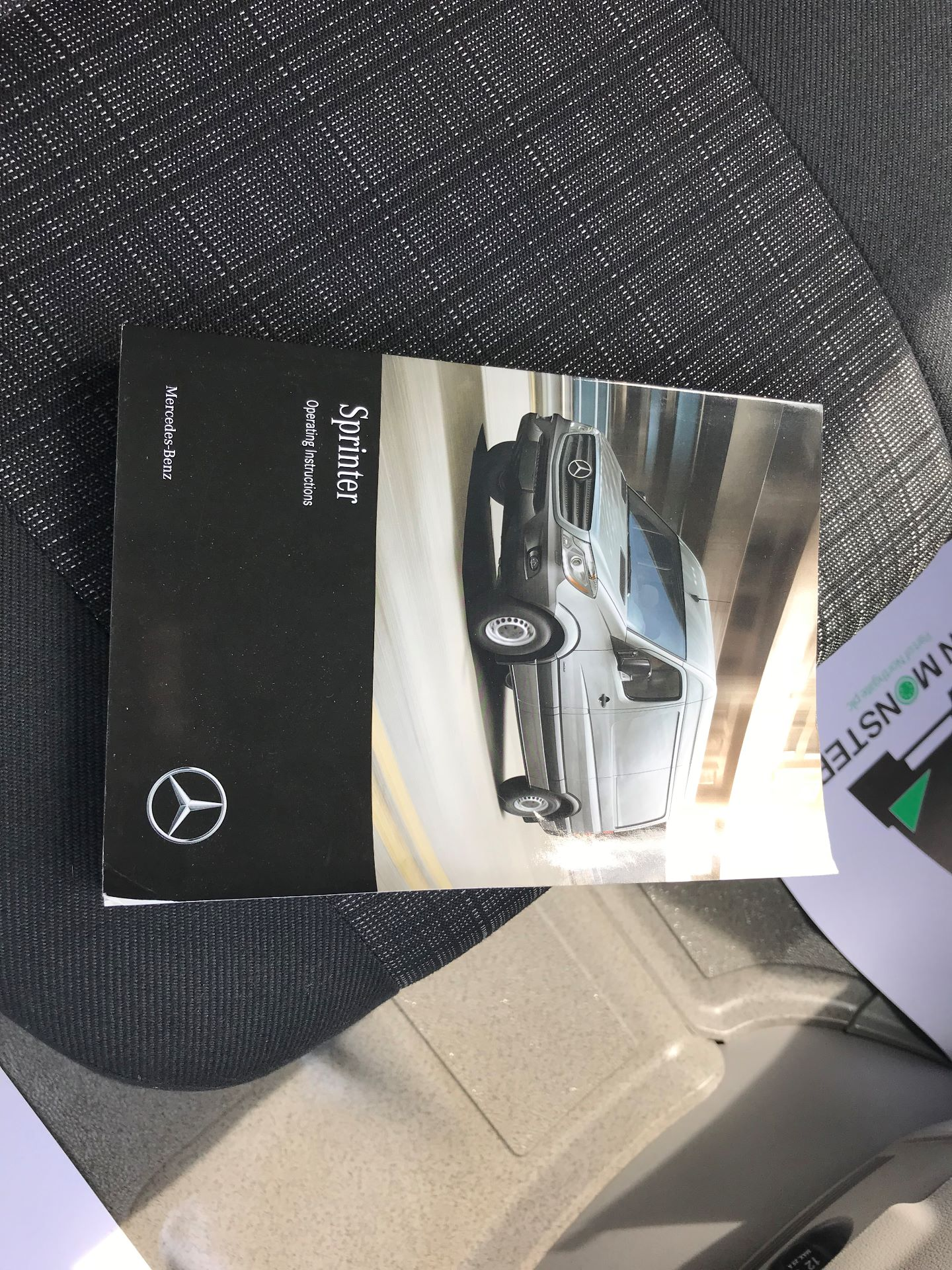 2017 Mercedes-Benz Sprinter  314 LWB H/R VAN EURO 6 (KP67MYY) Image 26