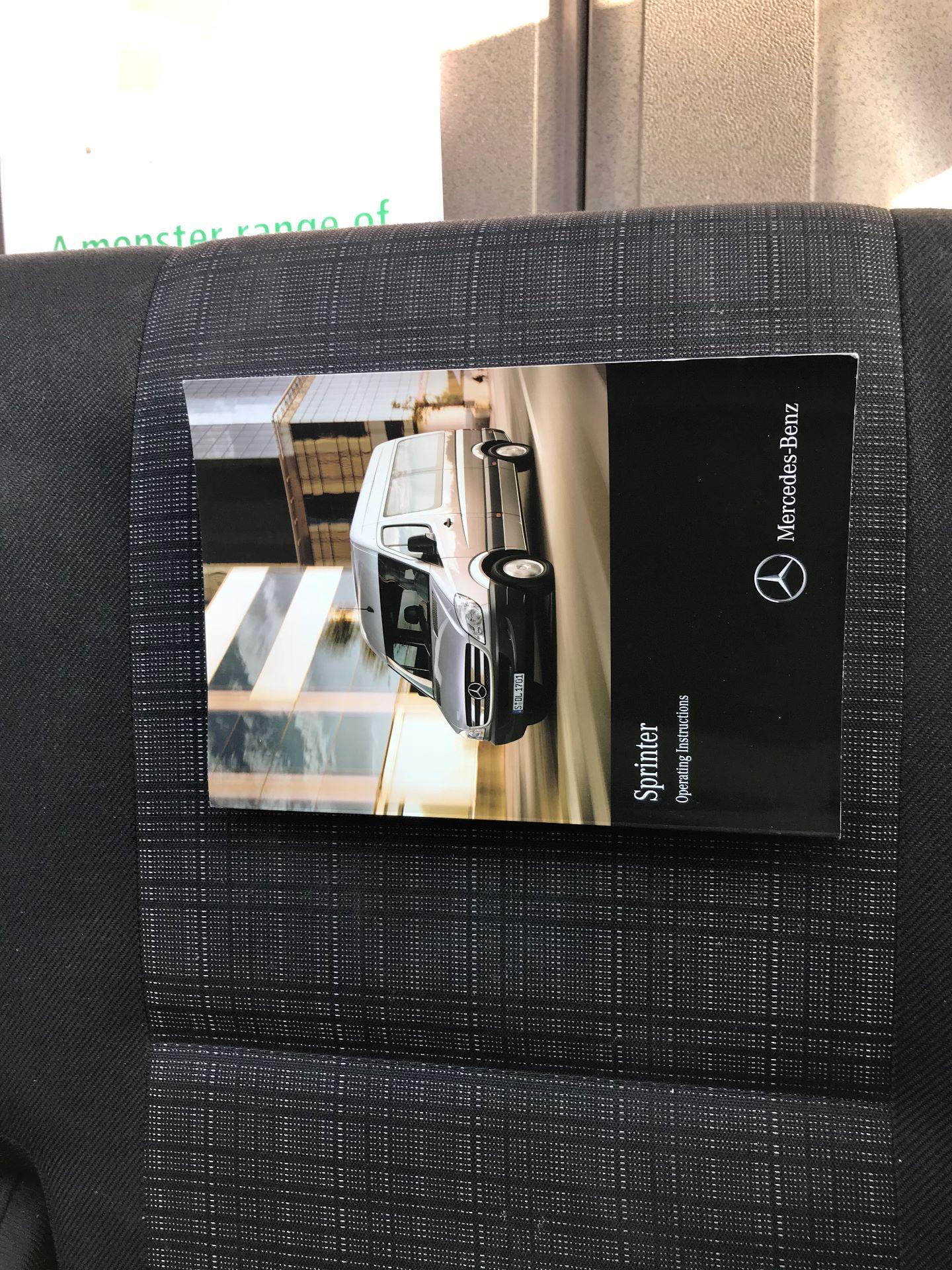 2017 Mercedes-Benz Sprinter  314 LWB H/R VAN EURO 6 (KP67ZLN) Image 26