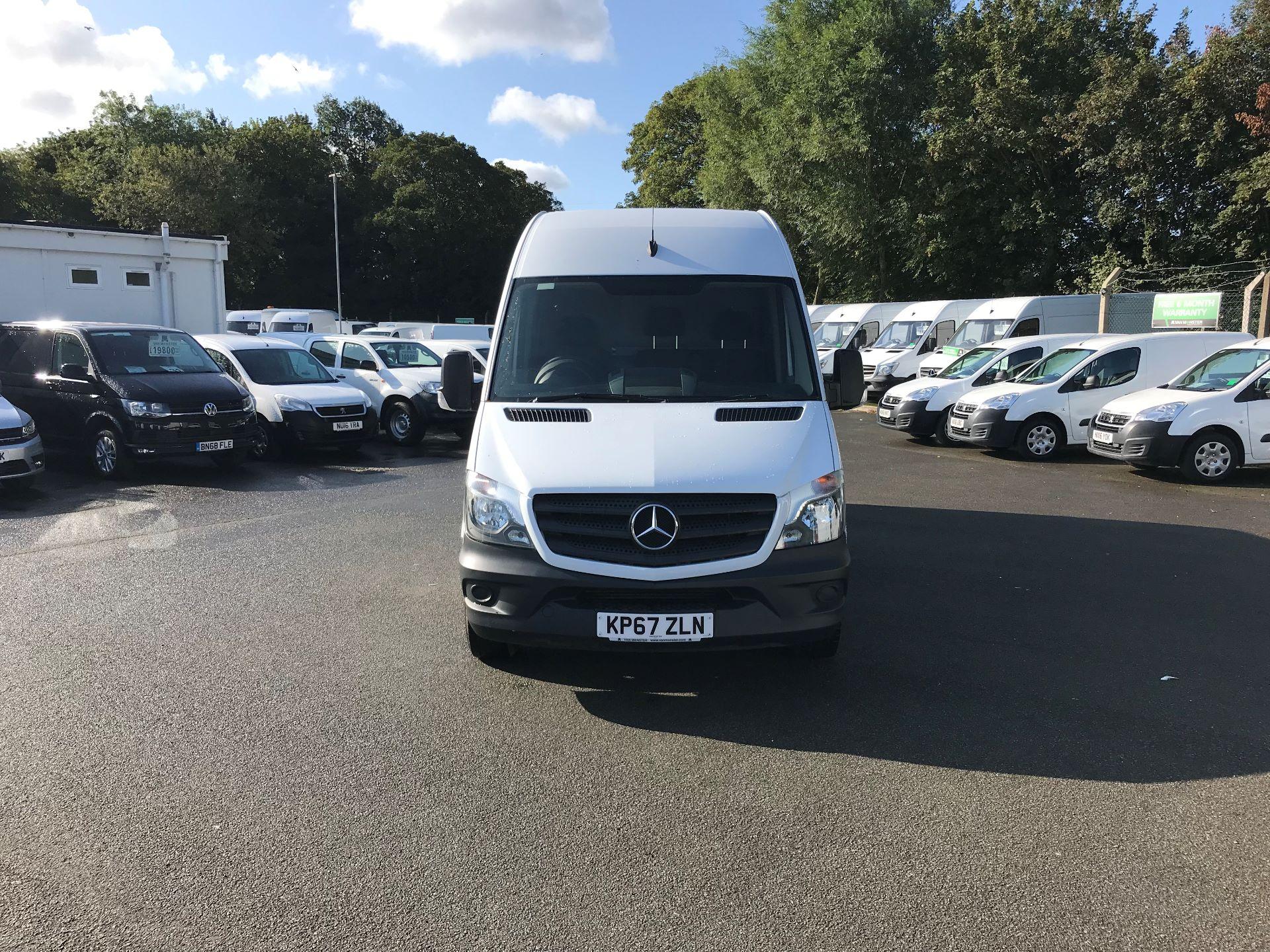 2017 Mercedes-Benz Sprinter  314 LWB H/R VAN EURO 6 (KP67ZLN) Image 3