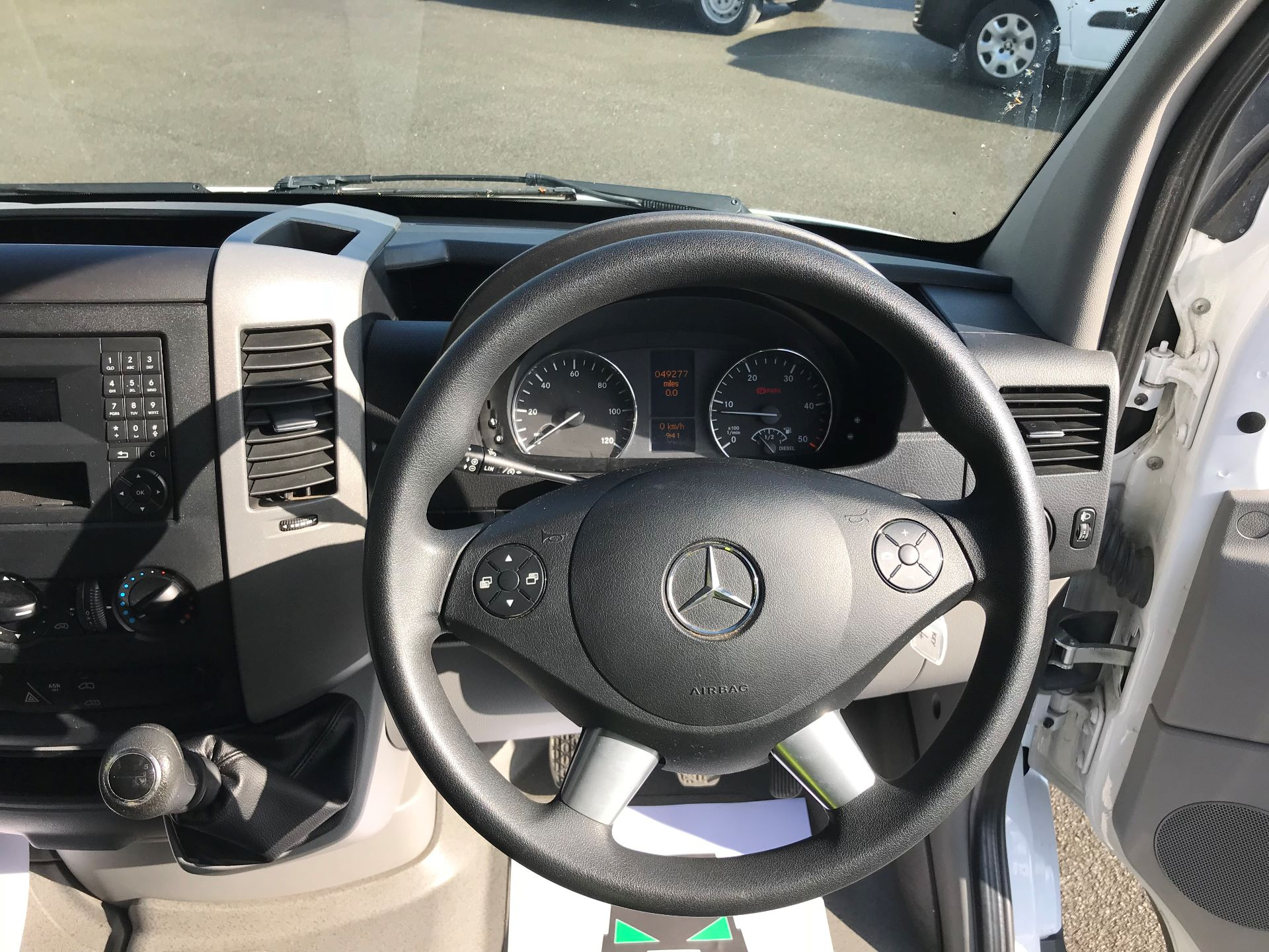 2017 Mercedes-Benz Sprinter  314 LWB H/R VAN EURO 6 (KP67ZLN) Image 20