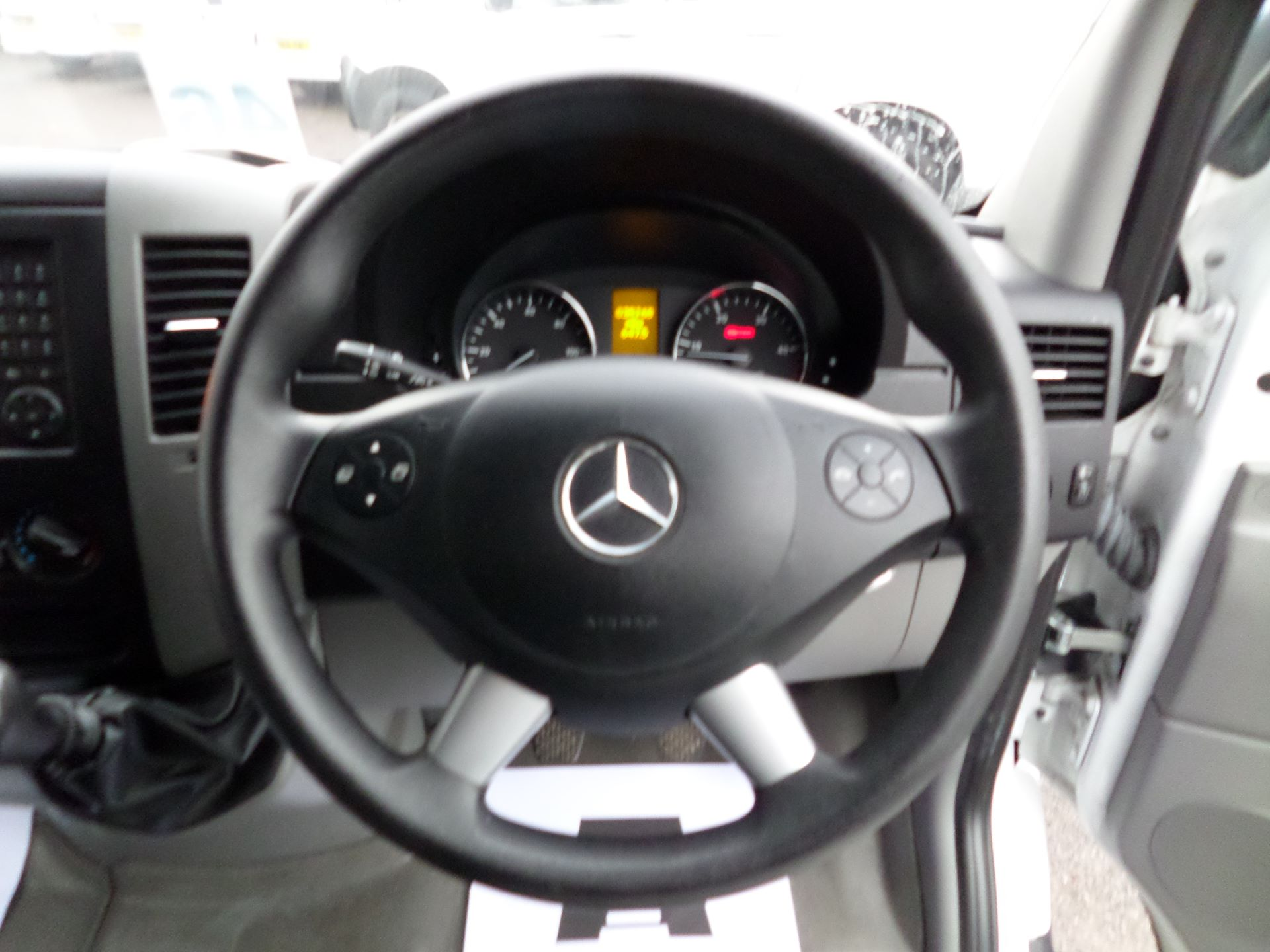 2017 Mercedes-Benz Sprinter 314 LWB H/R VAN EURO 6 (KP67ZNW) Image 4