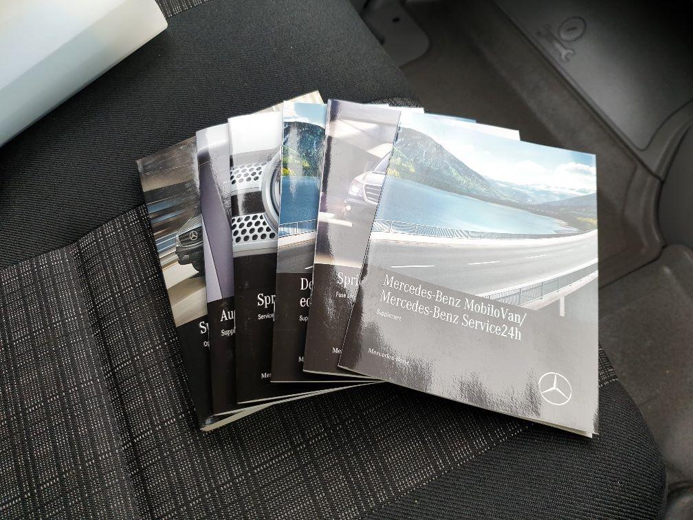 2017 Mercedes-Benz Sprinter 314 LWB H/R VAN EURO 6 (KP67ZNY) Image 26