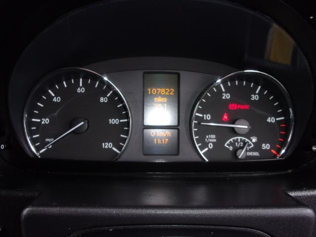 2017 Mercedes-Benz Sprinter 314CDi LWB High Roof Van (KP67ZRC) Image 6