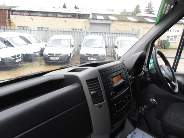 2017 Mercedes-Benz Sprinter  314 LWB H/R VAN EURO 6 (KP67ZRU) Image 31