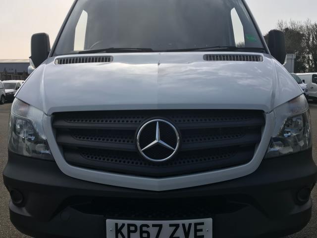 2017 Mercedes-Benz Sprinter  314 LWB H/R VAN EURO 6 (KP67ZVE) Image 11