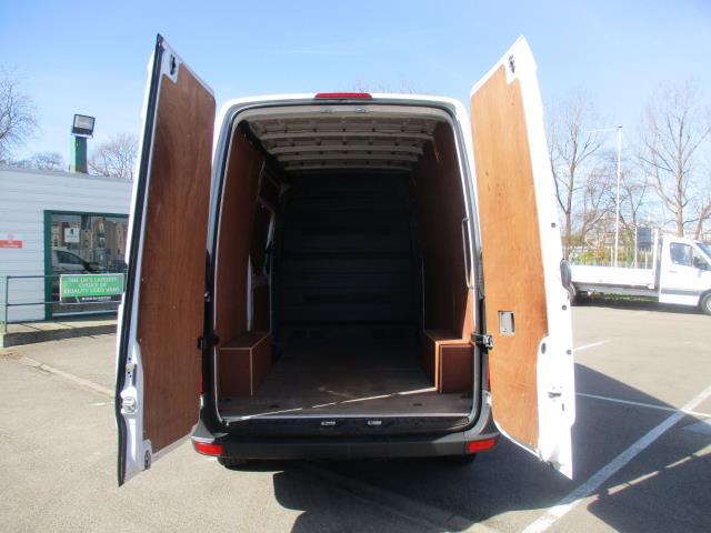 2017 Mercedes-Benz Sprinter 3.5T High Roof Van (KP67ZWH) Image 12