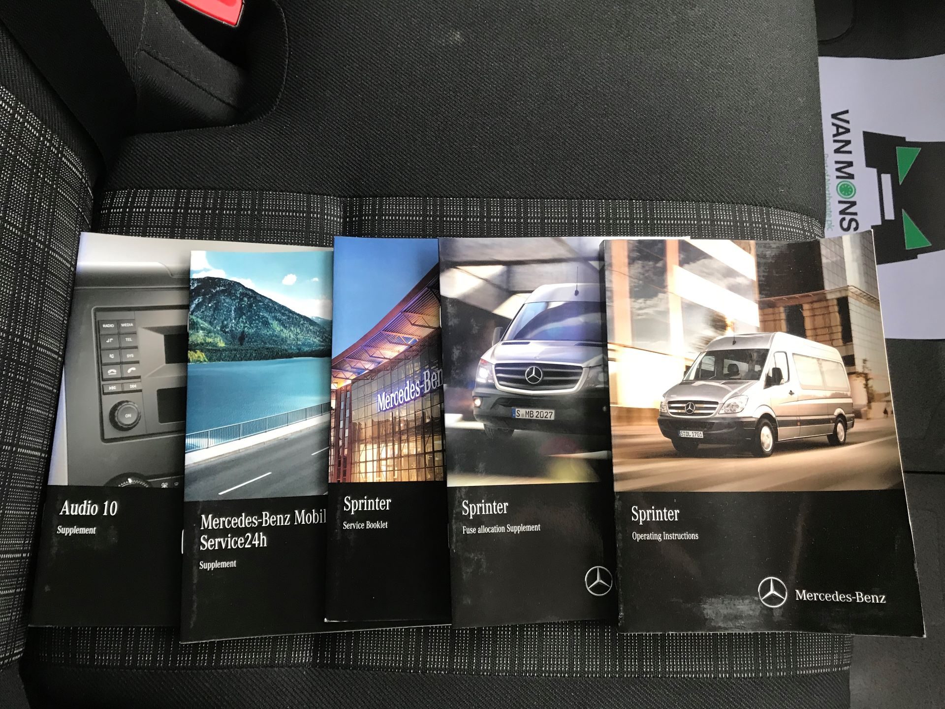 2017 Mercedes-Benz Sprinter  314 LWB H/R VAN EURO 6 (KP67ZXO) Image 25