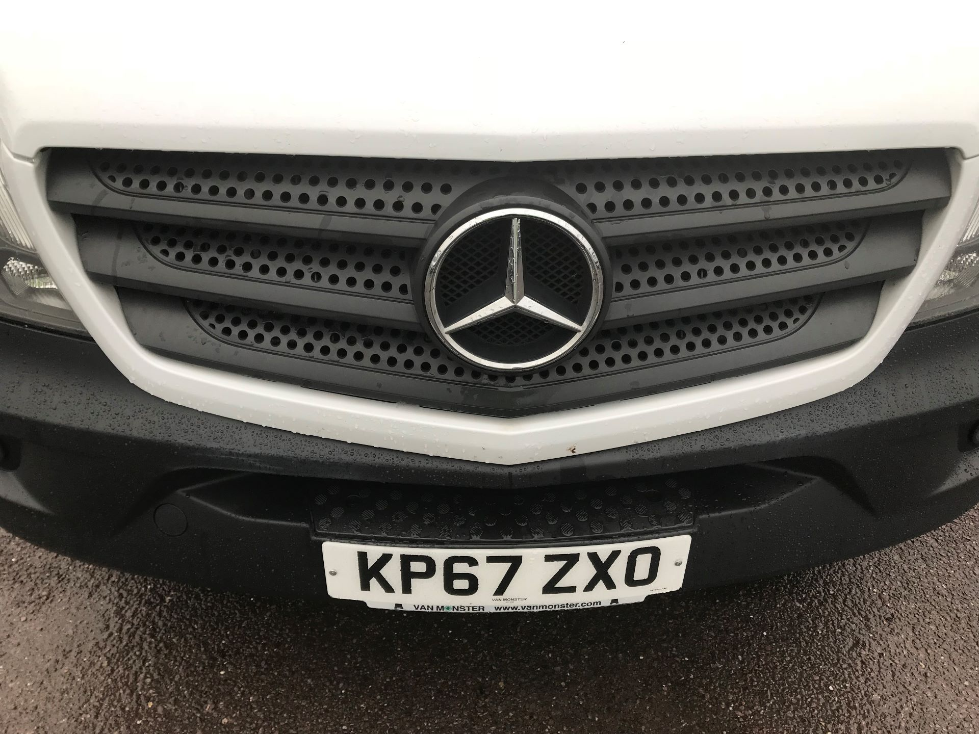 2017 Mercedes-Benz Sprinter  314 LWB H/R VAN EURO 6 (KP67ZXO) Image 13