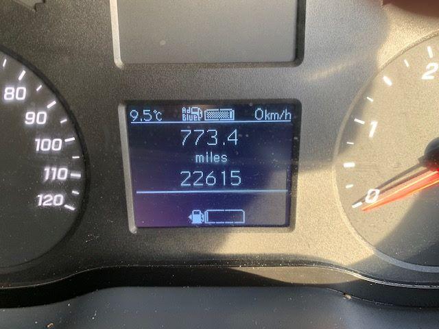 2018 Mercedes-Benz Sprinter 314 LWB HIGH ROOF VAN EURO 6 (KP68NWK) Image 24
