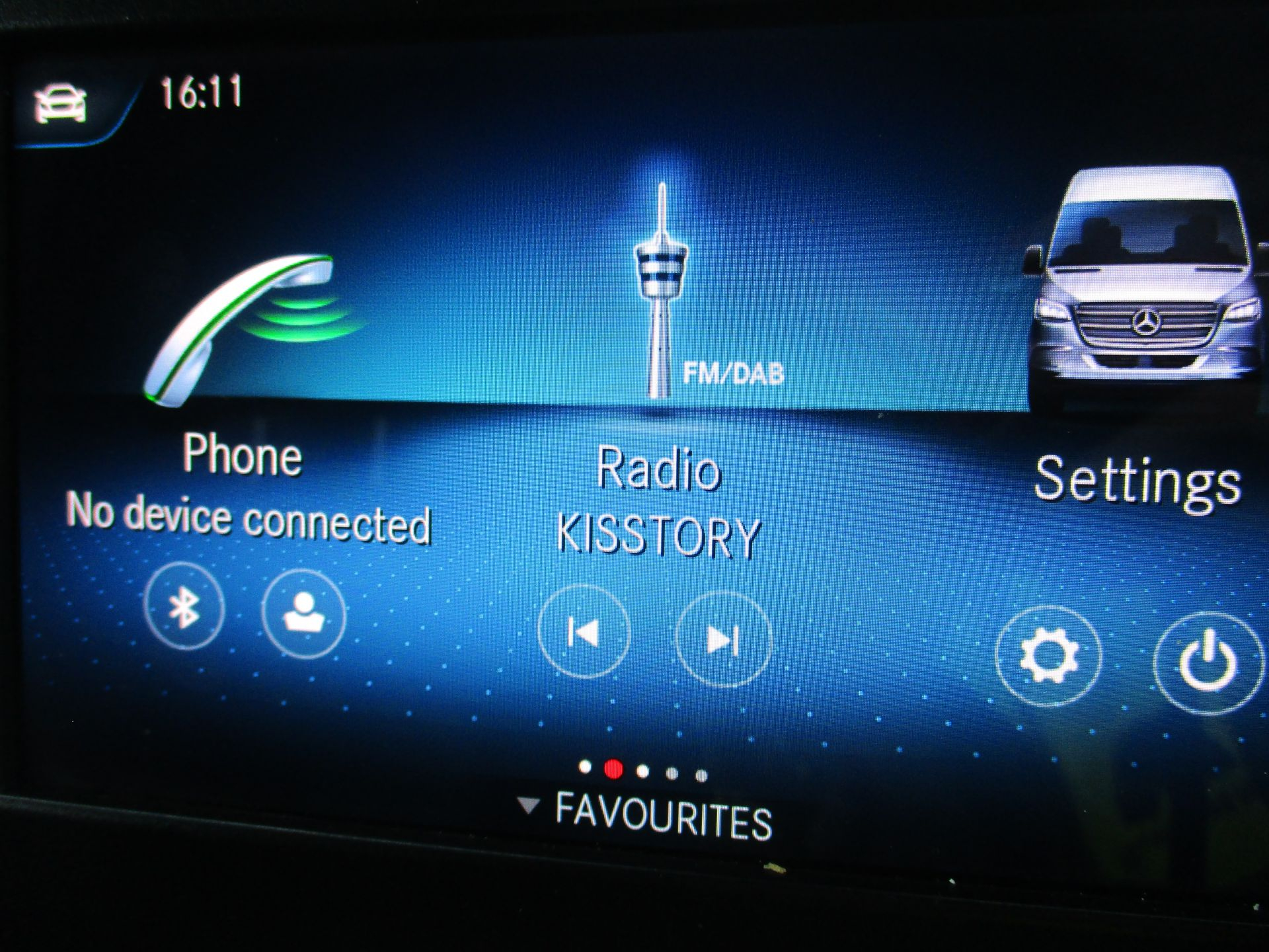 2018 Mercedes-Benz Sprinter 314 CDI L3 H2 VAN EURO 6 (KP68NXE) Image 23