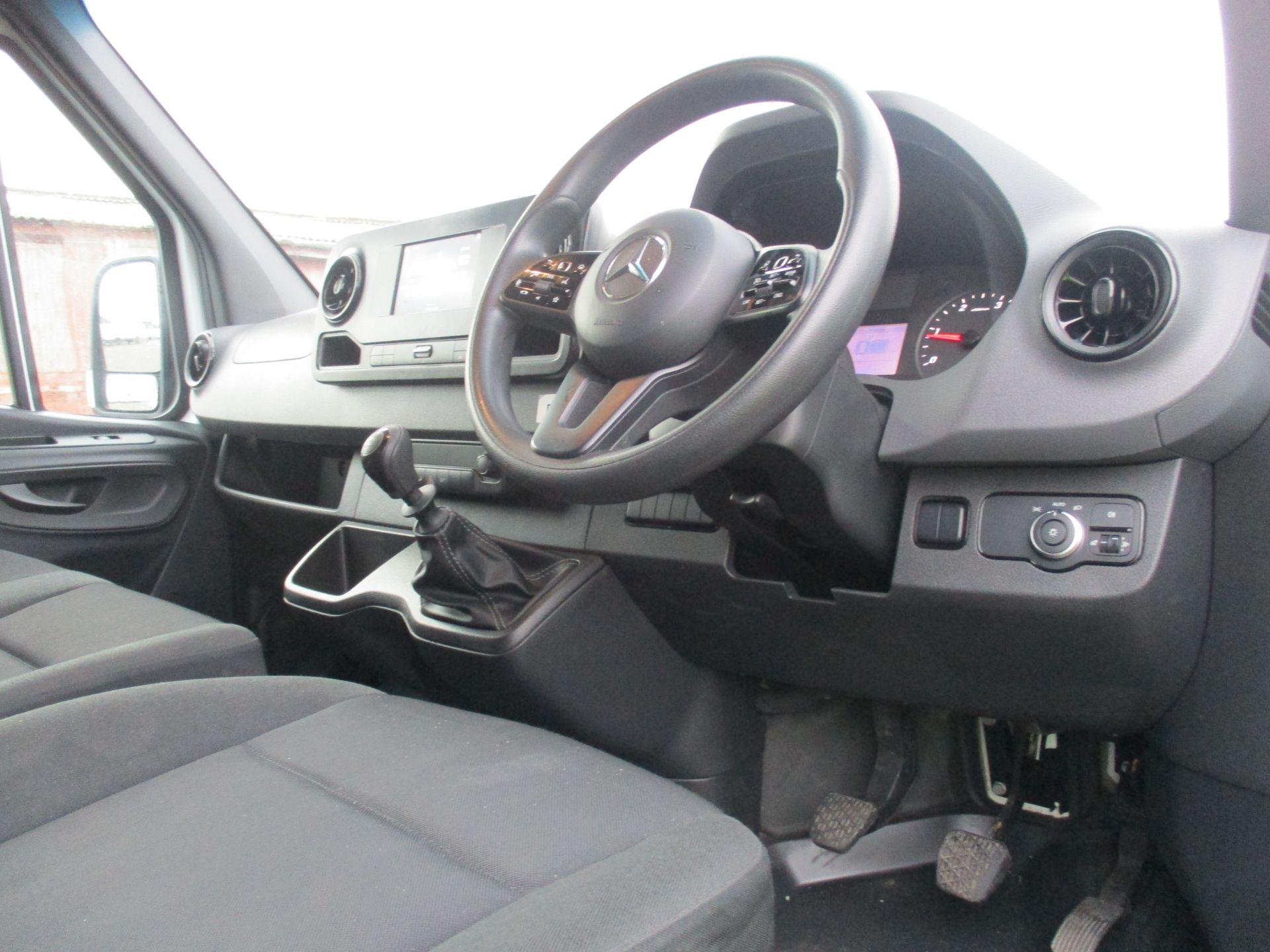 2018 Mercedes-Benz Sprinter 314 CDI L3 H2 VAN EURO 6 (KP68NXE) Image 13