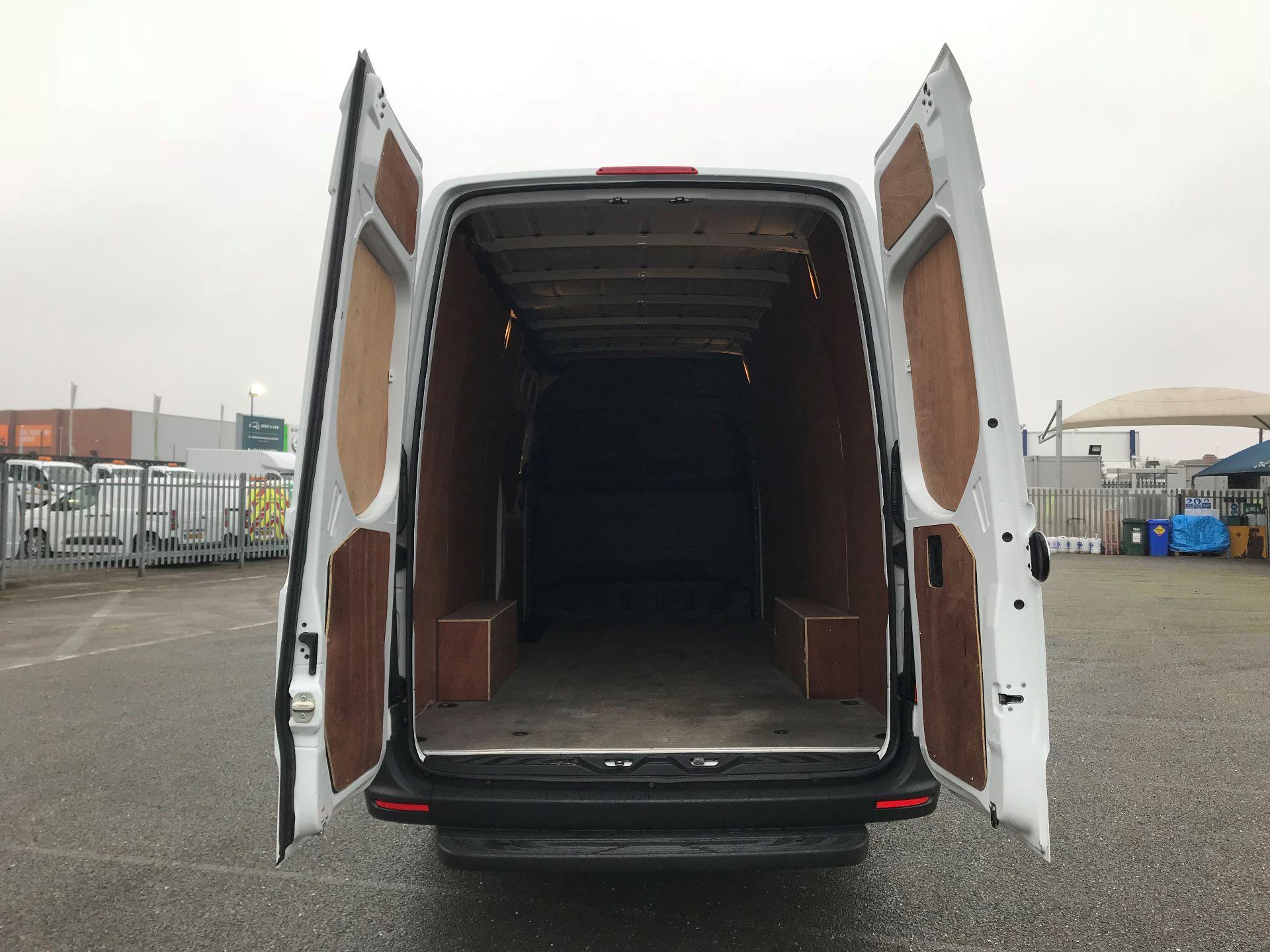 2018 Mercedes-Benz Sprinter  314 LWB H/R VAN EURO 6 (KP68NYR) Image 7