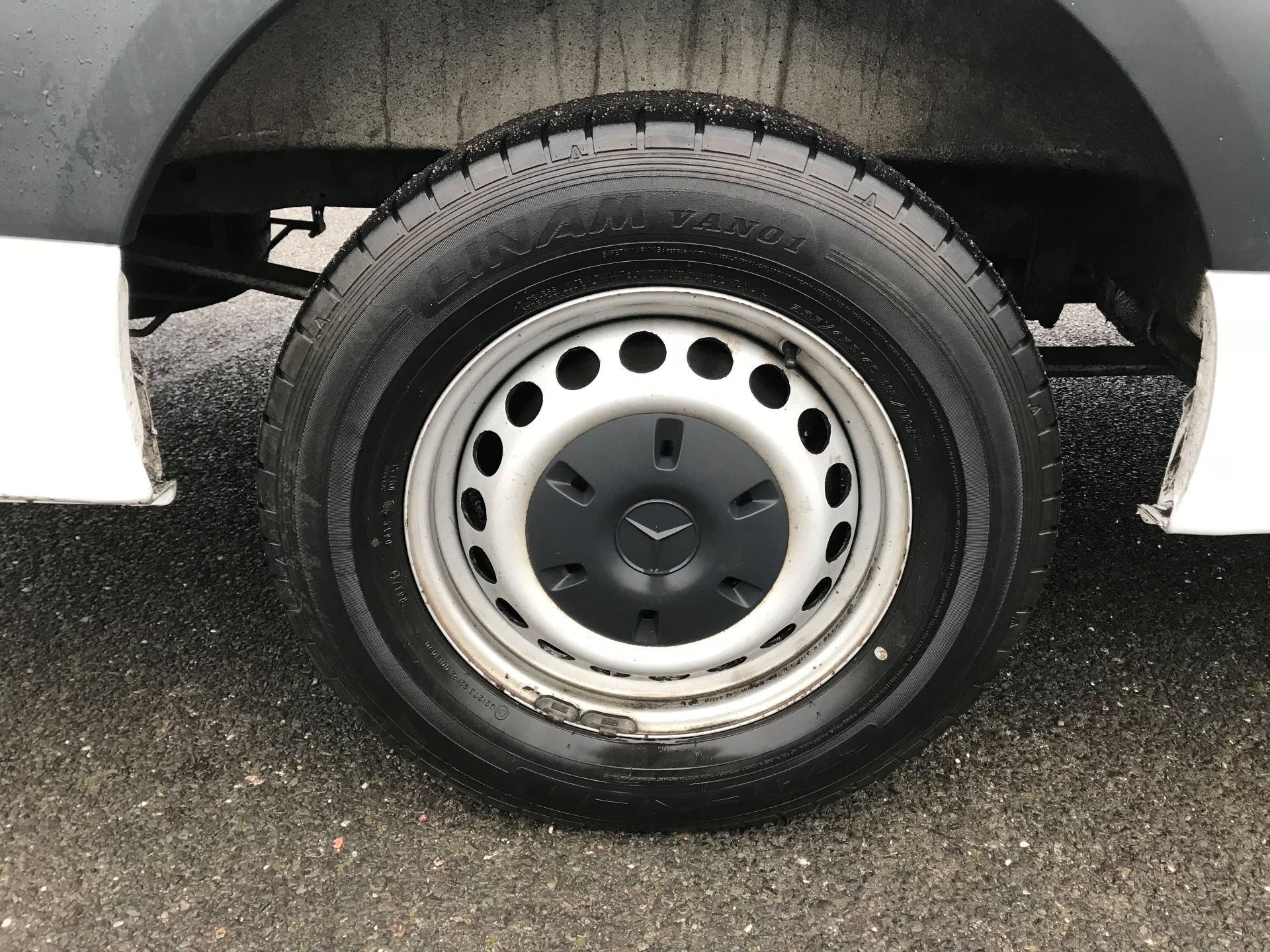 2018 Mercedes-Benz Sprinter  314 LWB H/R VAN EURO 6 (KP68NYR) Image 16