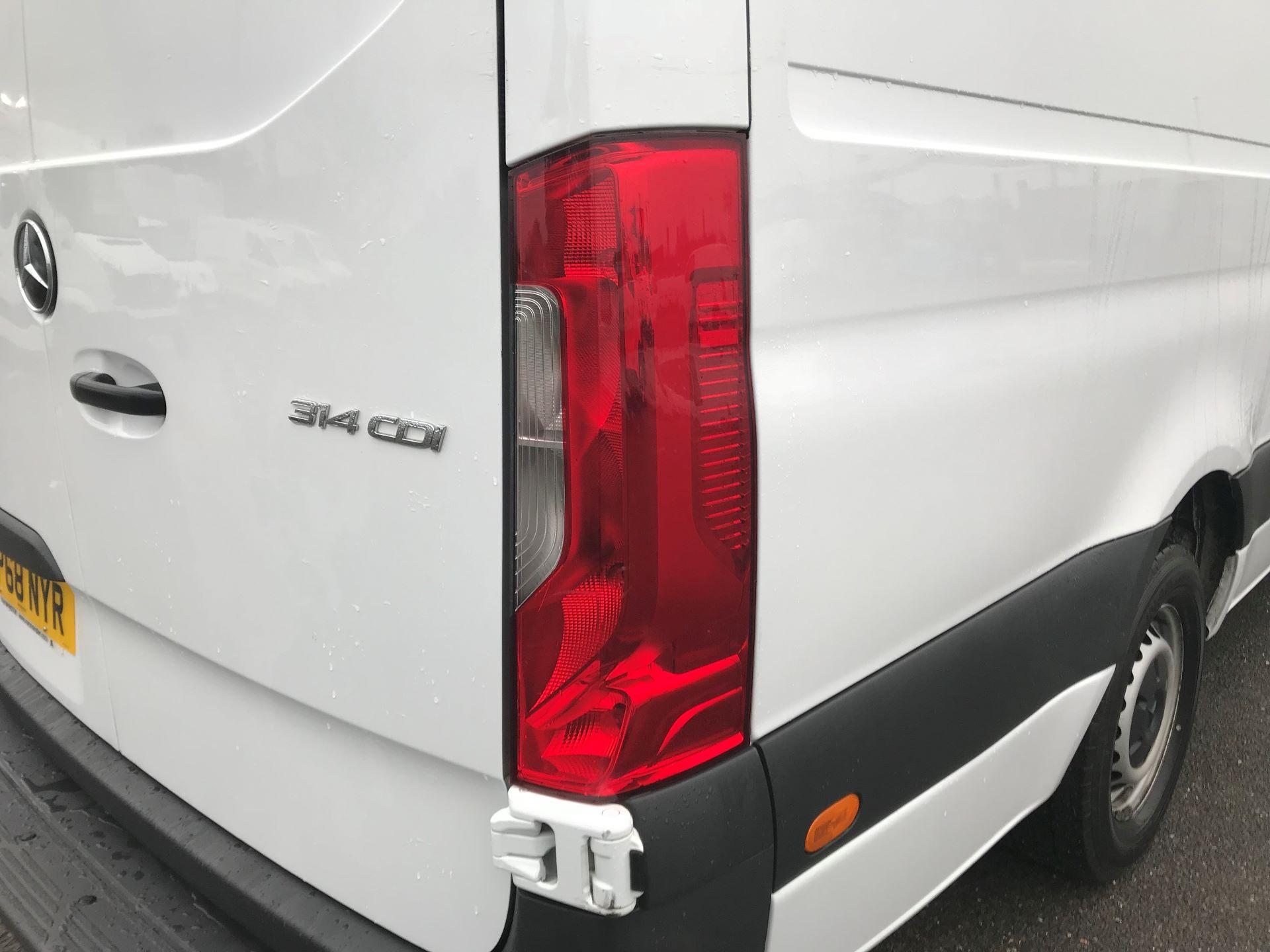 2018 Mercedes-Benz Sprinter  314 LWB H/R VAN EURO 6 (KP68NYR) Image 13