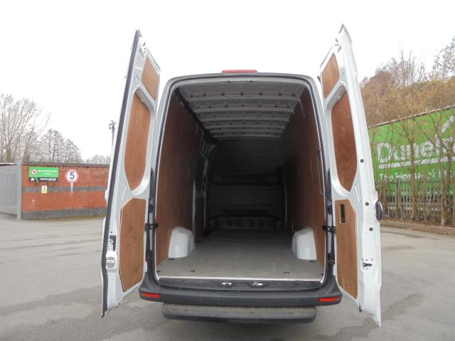 2019 Mercedes-Benz Sprinter 316 LWB 3.5T H2 Van (KP69ZDT) Image 9