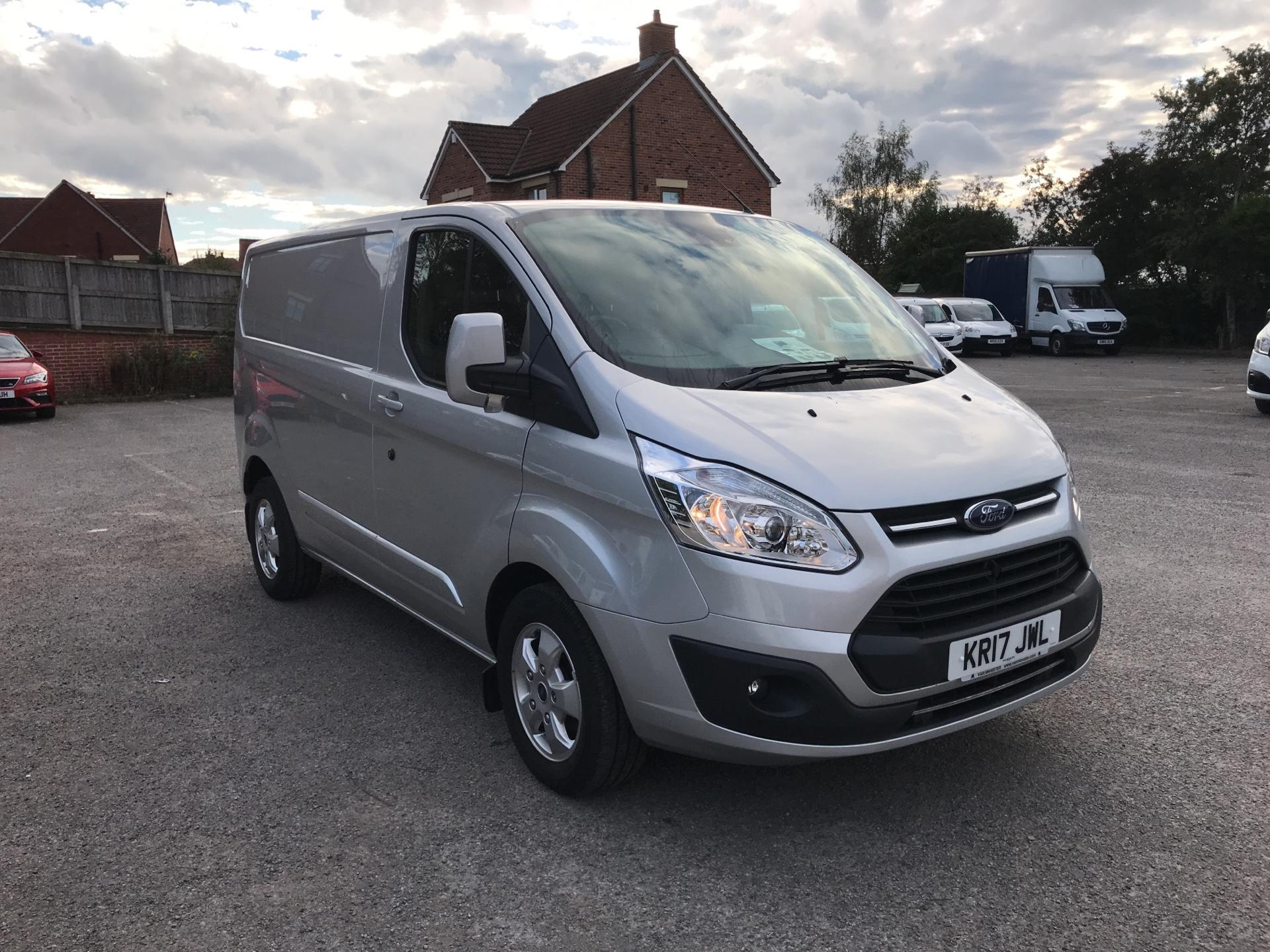 2017 Ford Transit Custom 270 L1 DIESEL FWD 2.0 TDCI 130PS LOW ROOF LIMITED VAN EURO 6