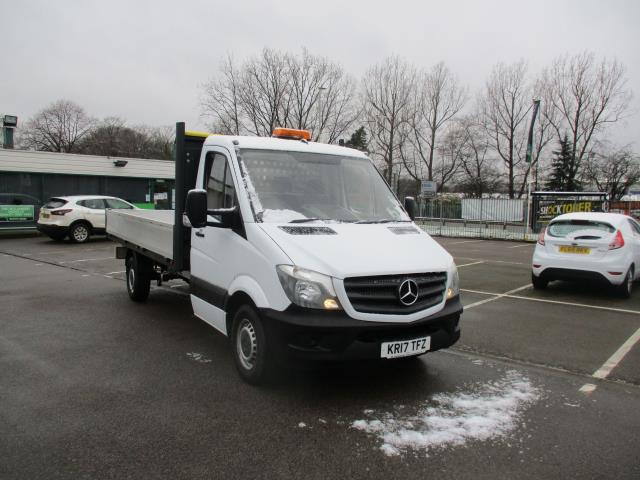 2017 Mercedes-Benz Sprinter 3.5T Chassis Cab