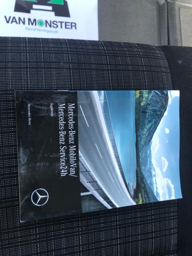 2017 Mercedes-Benz Sprinter  314 S/CAB TIPPER EURO 6 (KR17TUH) Image 52