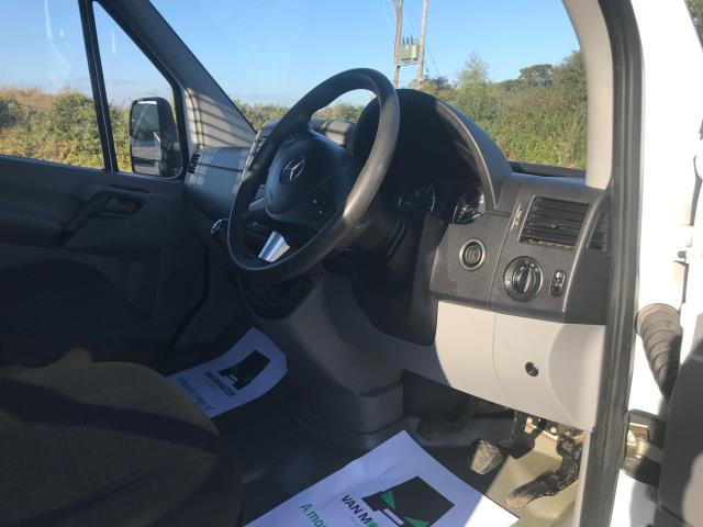 2017 Mercedes-Benz Sprinter  314 S/CAB TIPPER EURO 6 (KR17TUH) Image 11