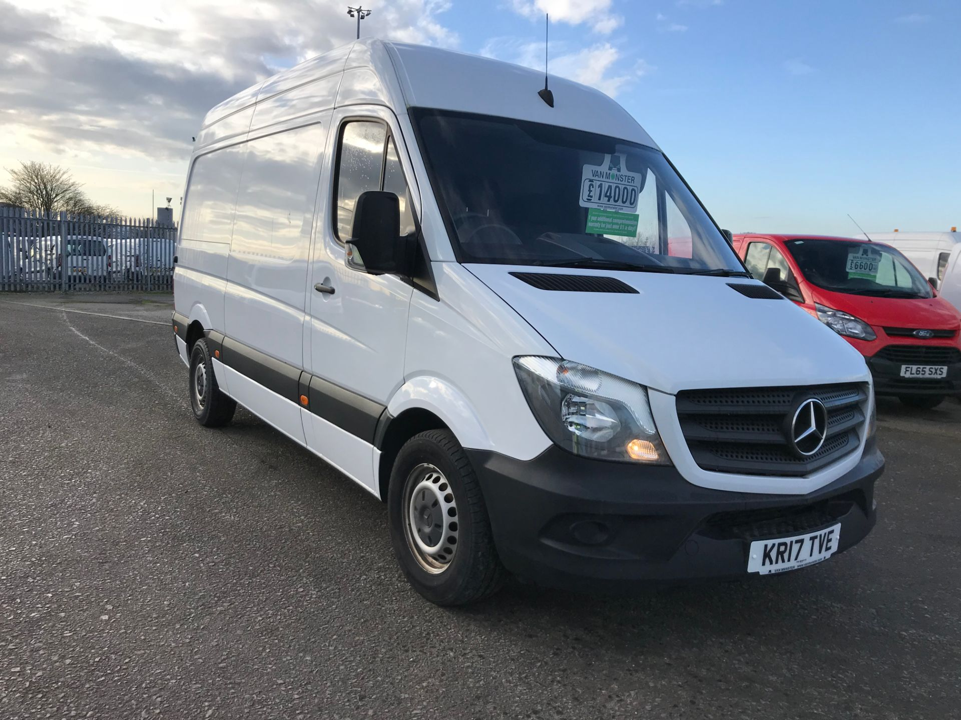 2017 Mercedes-Benz Sprinter 3.5T High Roof Van