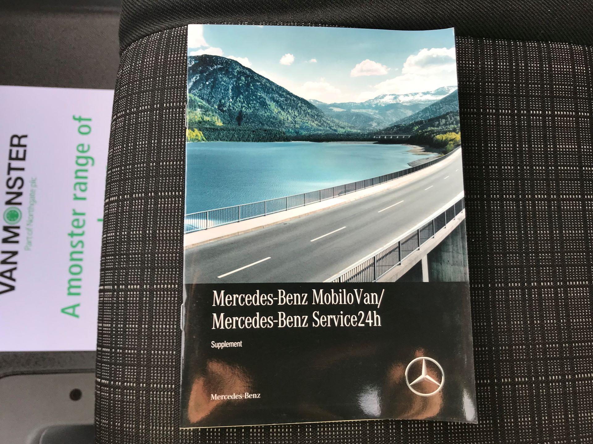 2017 Mercedes-Benz Sprinter 314 MWB H/R VAN EURO 6 (KR17TVO) Image 38