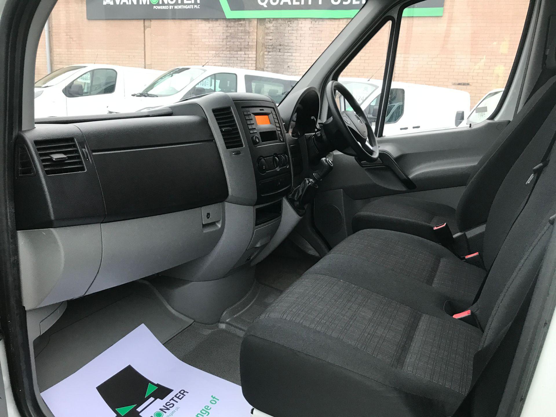2017 Mercedes-Benz Sprinter 314CDI MWB HIGH ROOF 140PS EURO 6 (KR17TVZ) Image 12